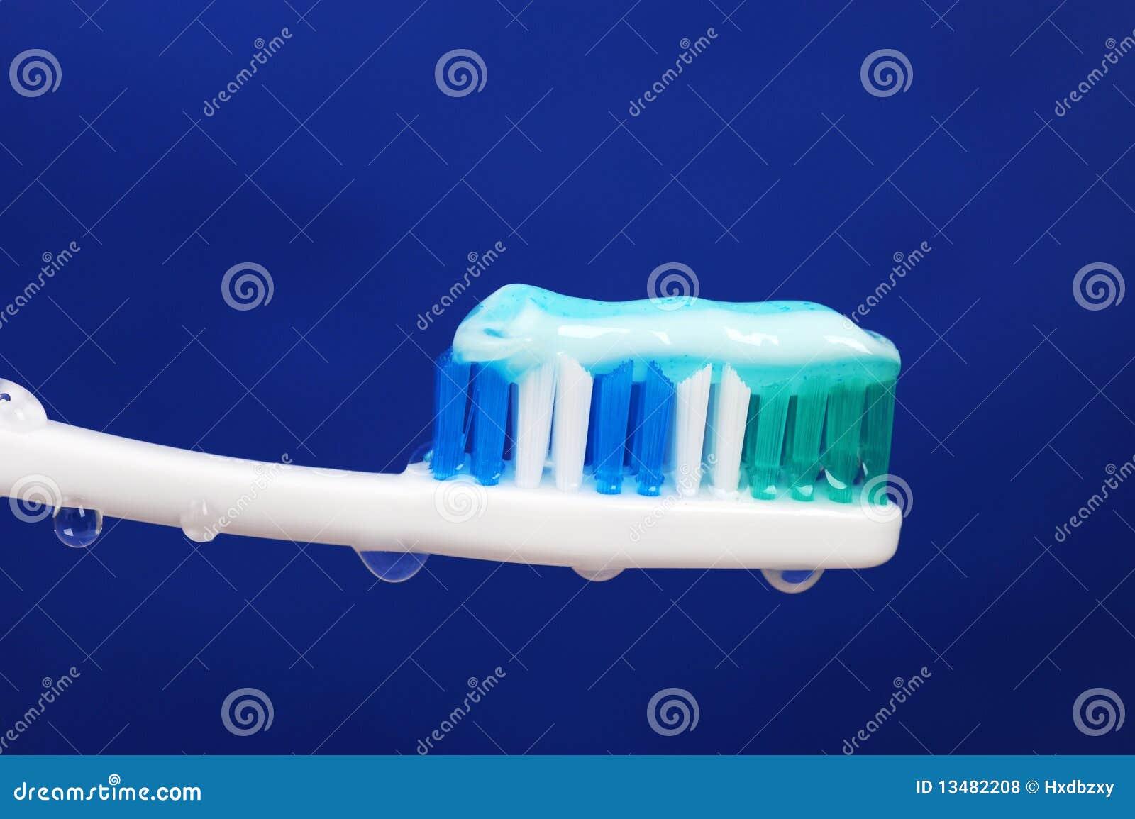 зубная паста зубной щетки