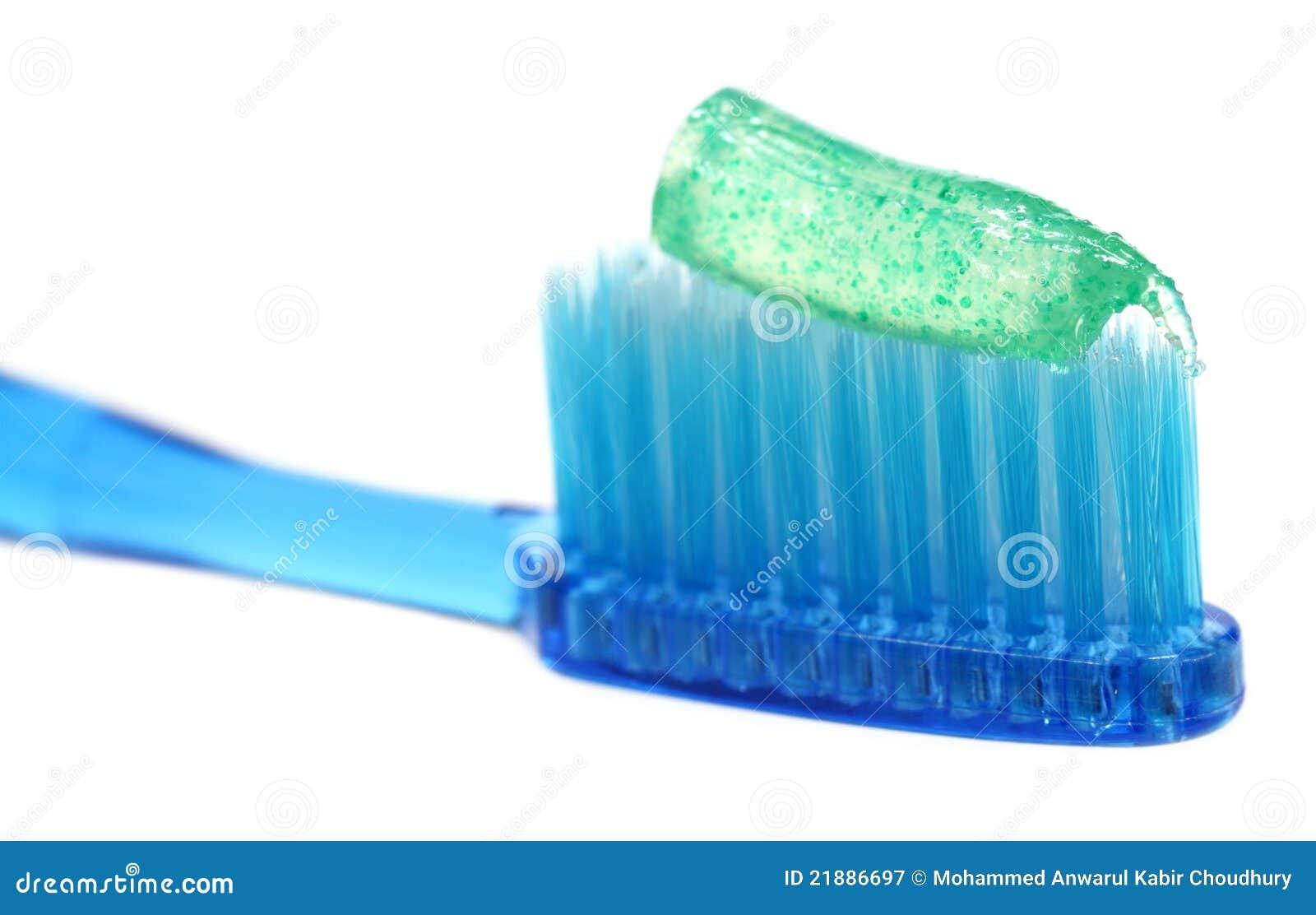 зуб затира щетки