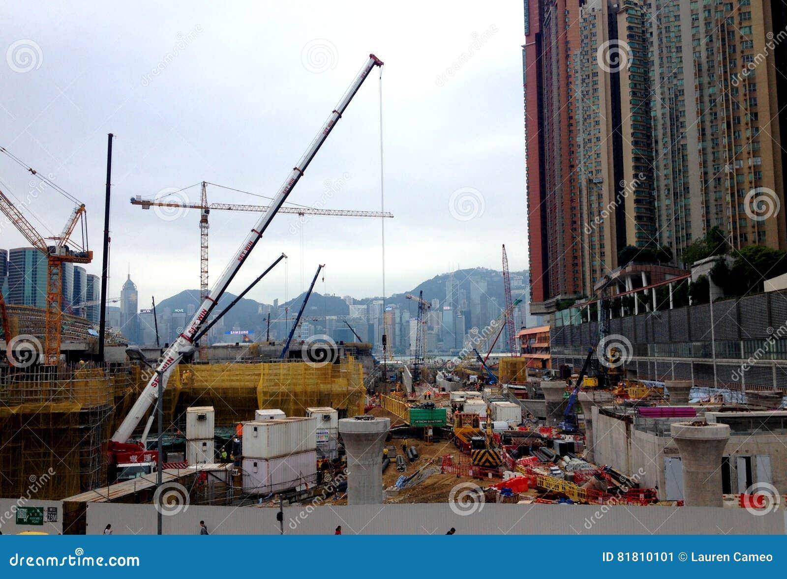 здание Hong Kong