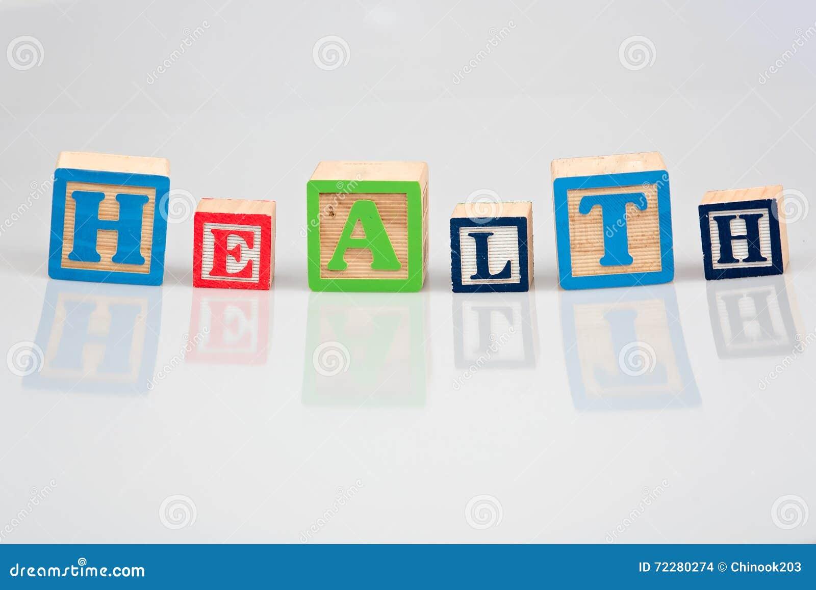 Download Здоровье в деревянных блоках Стоковое Фото - изображение насчитывающей диетпитание, углеводы: 72280274