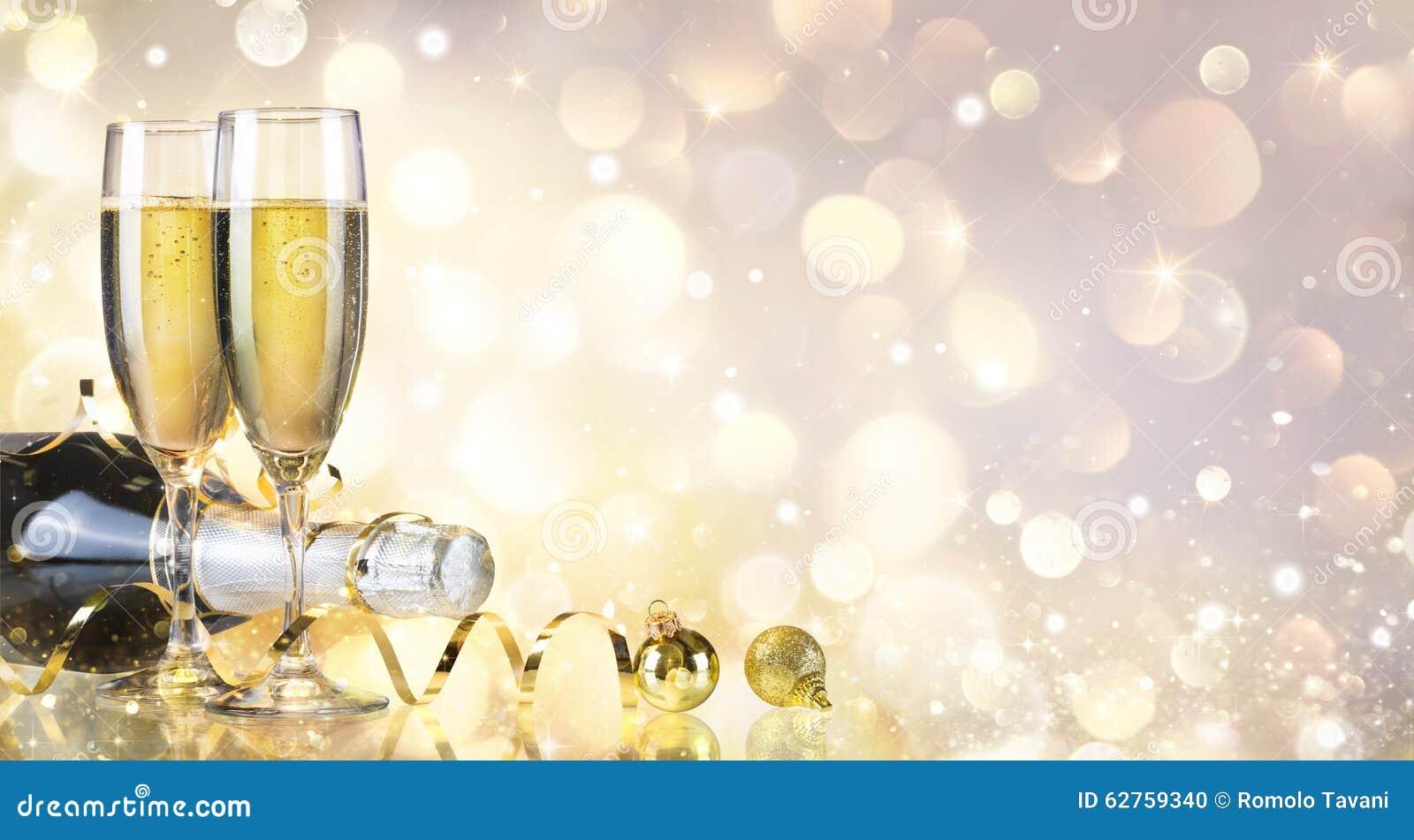 Здравица с бутылкой и Шампанью
