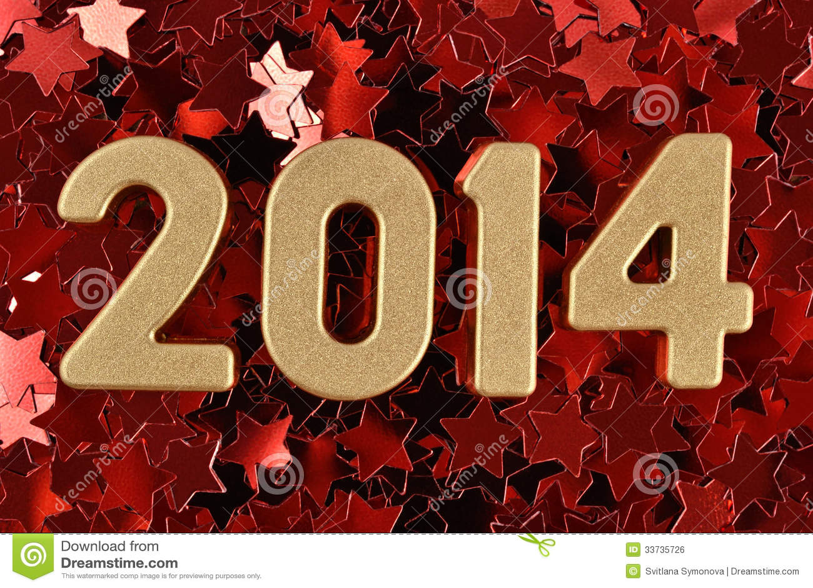 диаграммы 2014 год золотые