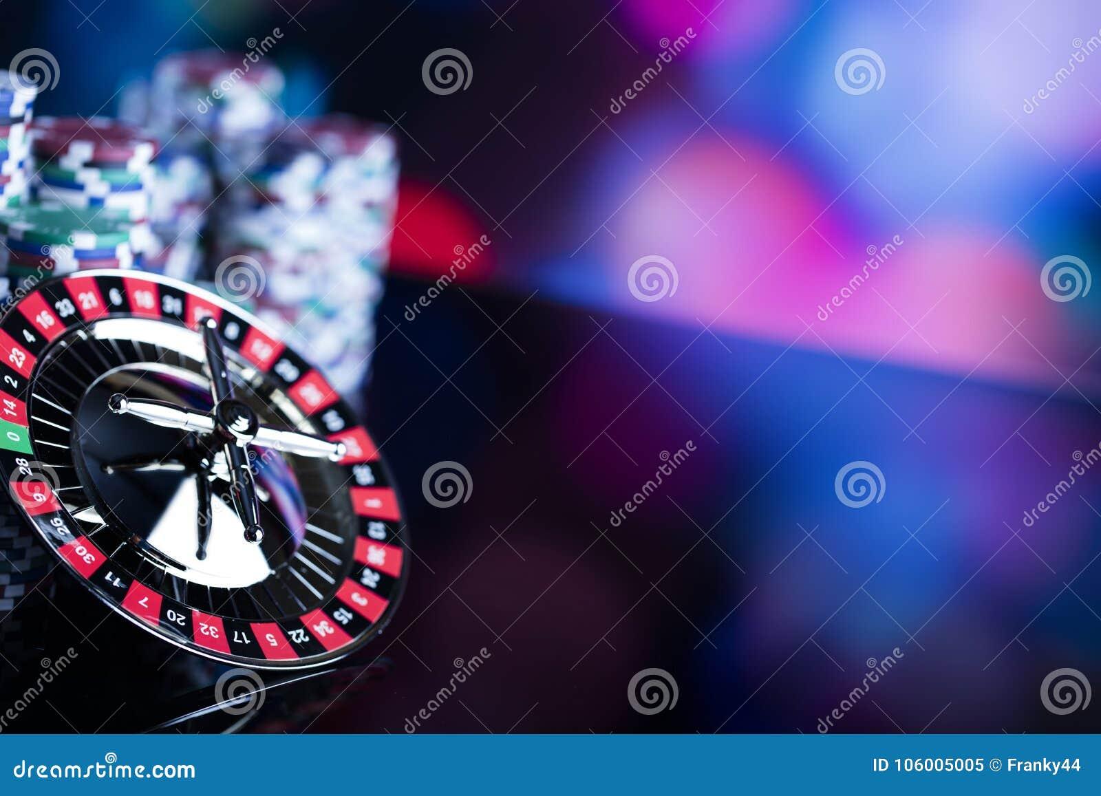 Играть в азартные игры в казино Предпосылка темы казино