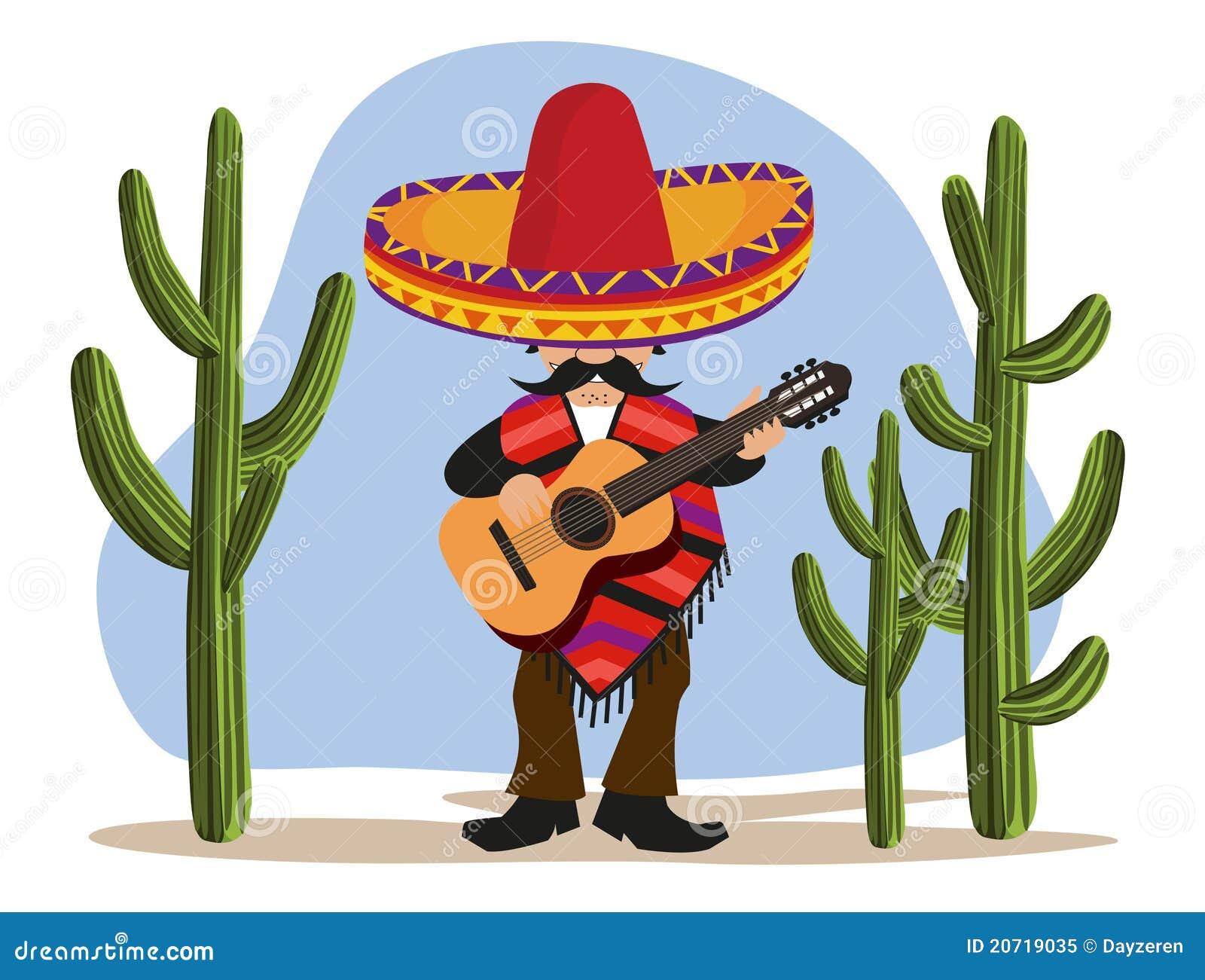Рисуем мексиканский