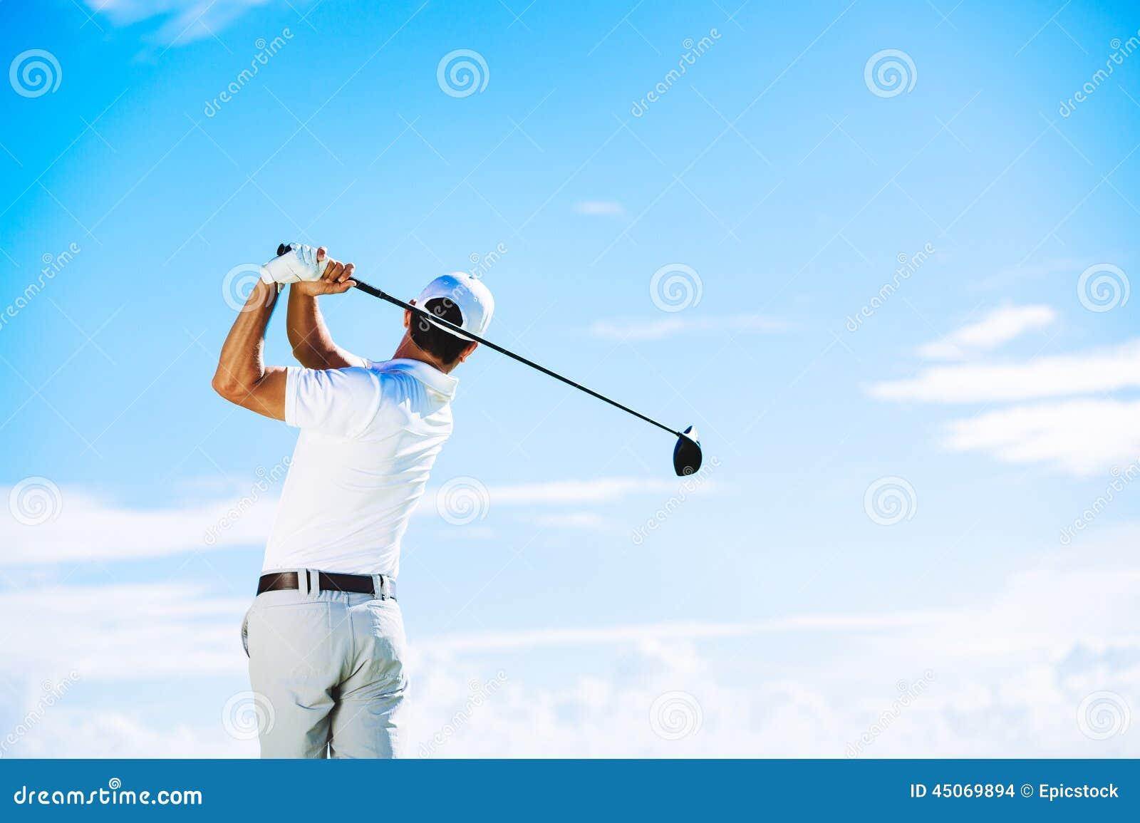 играть человека гольфа