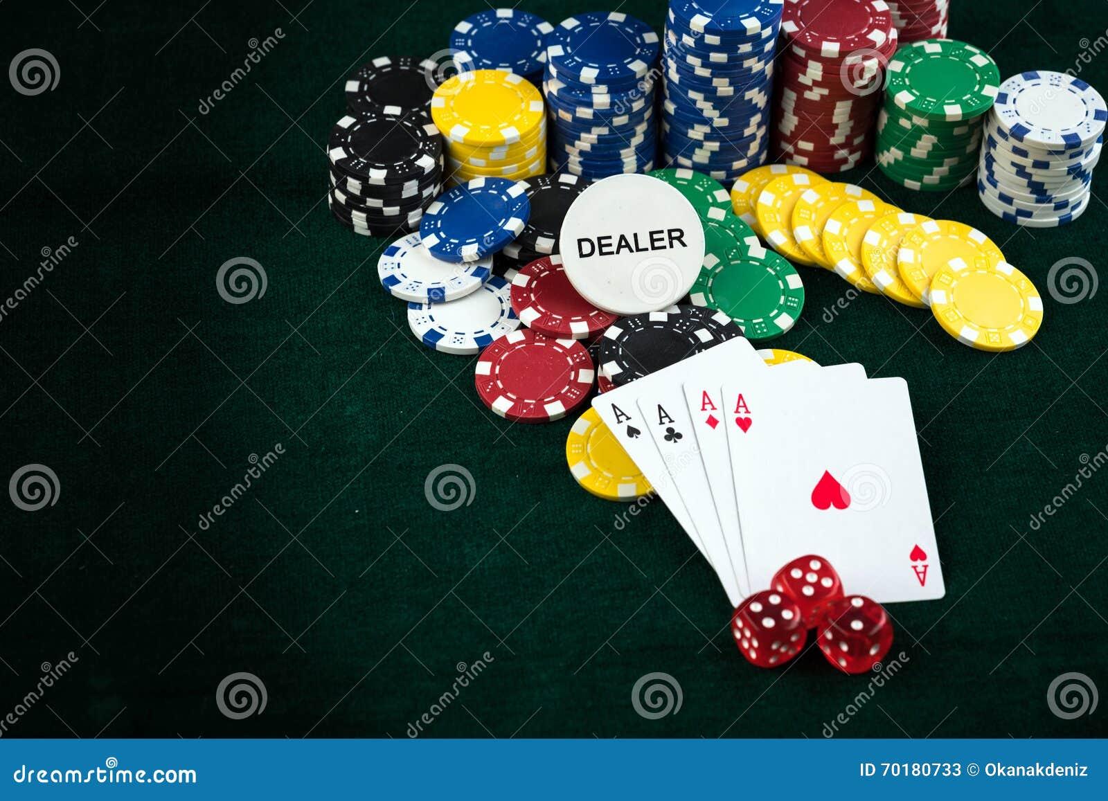 азартные игры покер на костях