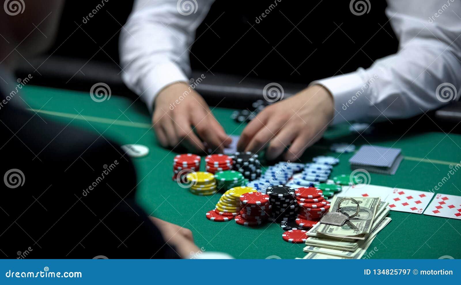 игра в покер дома на деньги