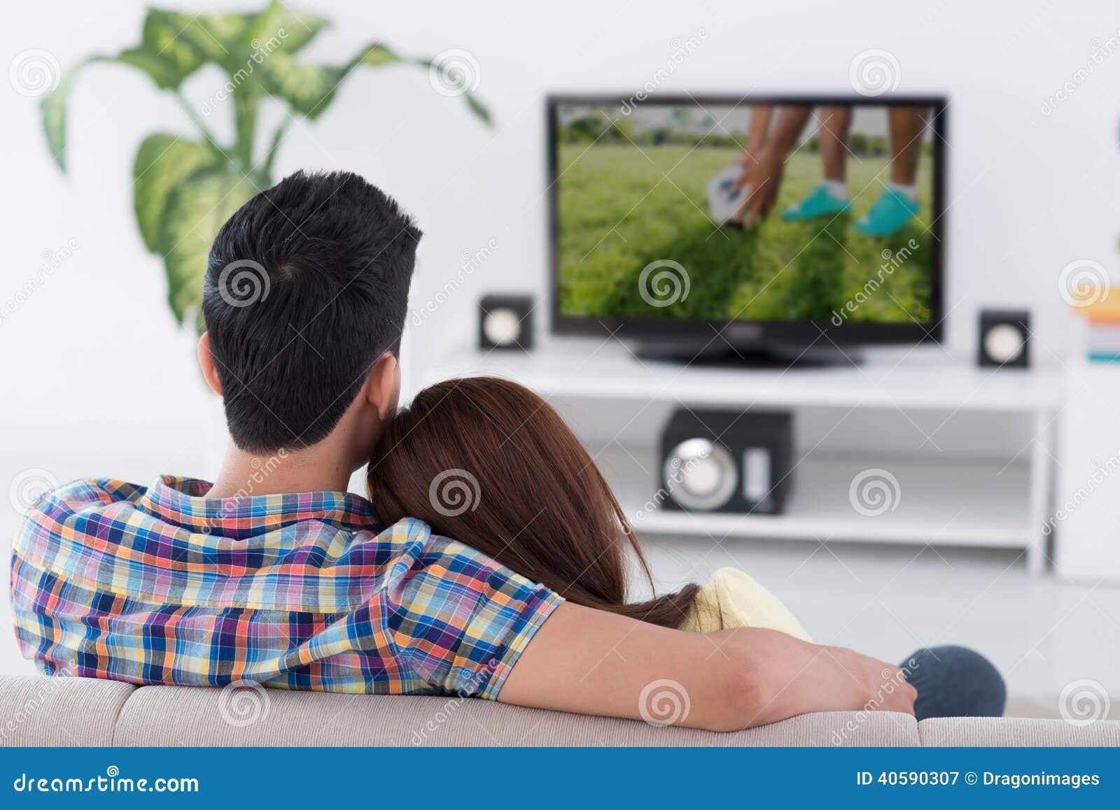 Игра на ТВ