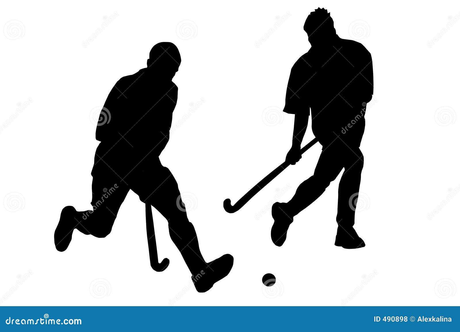 игра хоккея поля