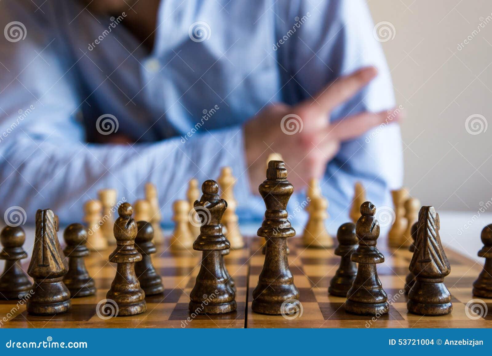 Игра шахмат