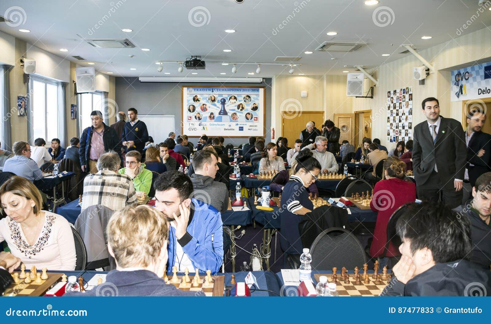игроки 2 игры людей шахмат
