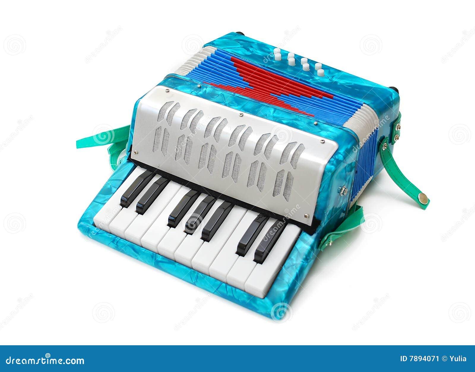 игрушка аккордеони