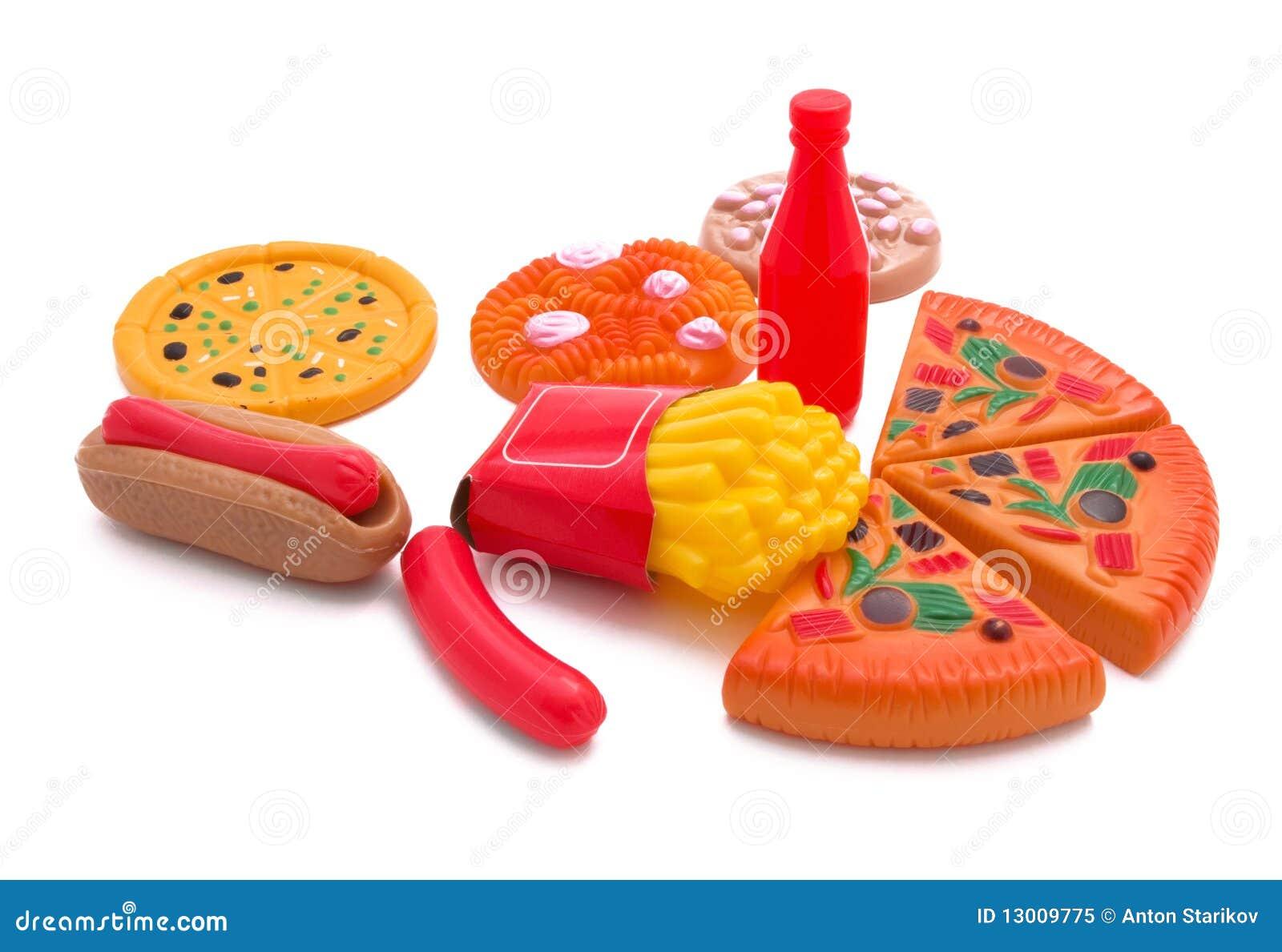 игрушка быстро-приготовленное питания