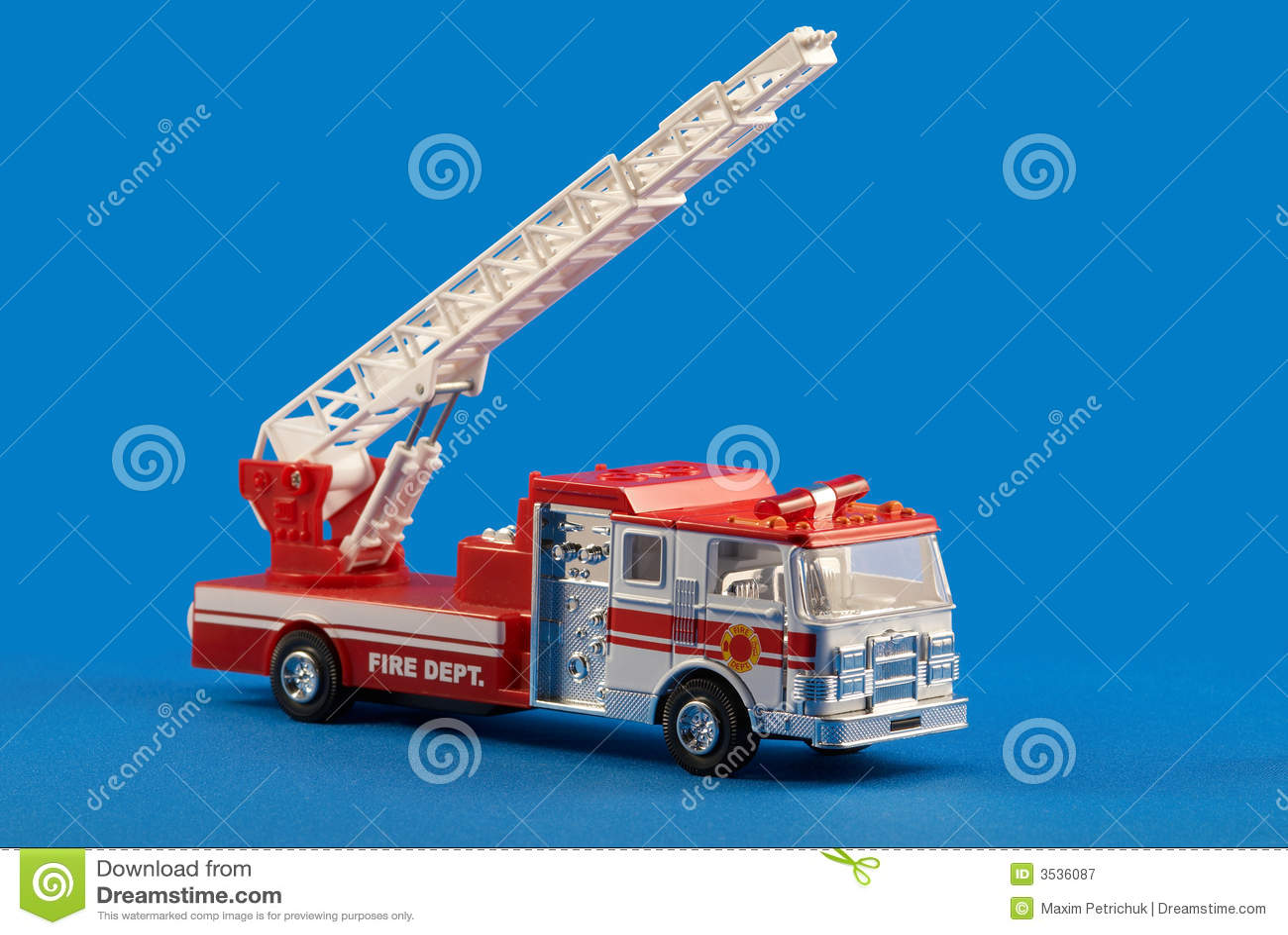 игрушка пожара dept автомобиля