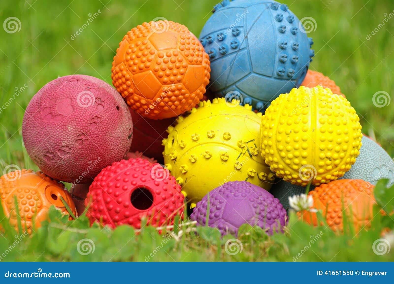 Игрушка шарика для собак