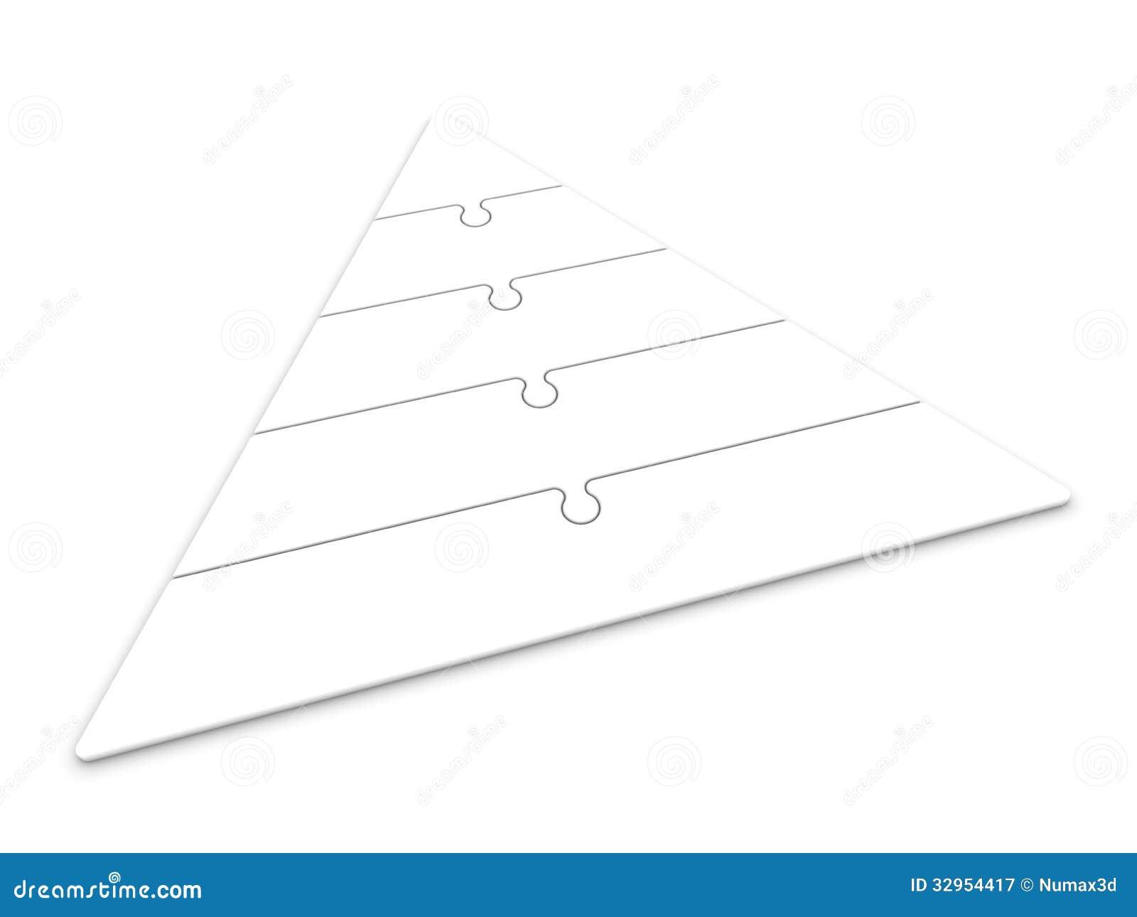 Иерархия пирамидки