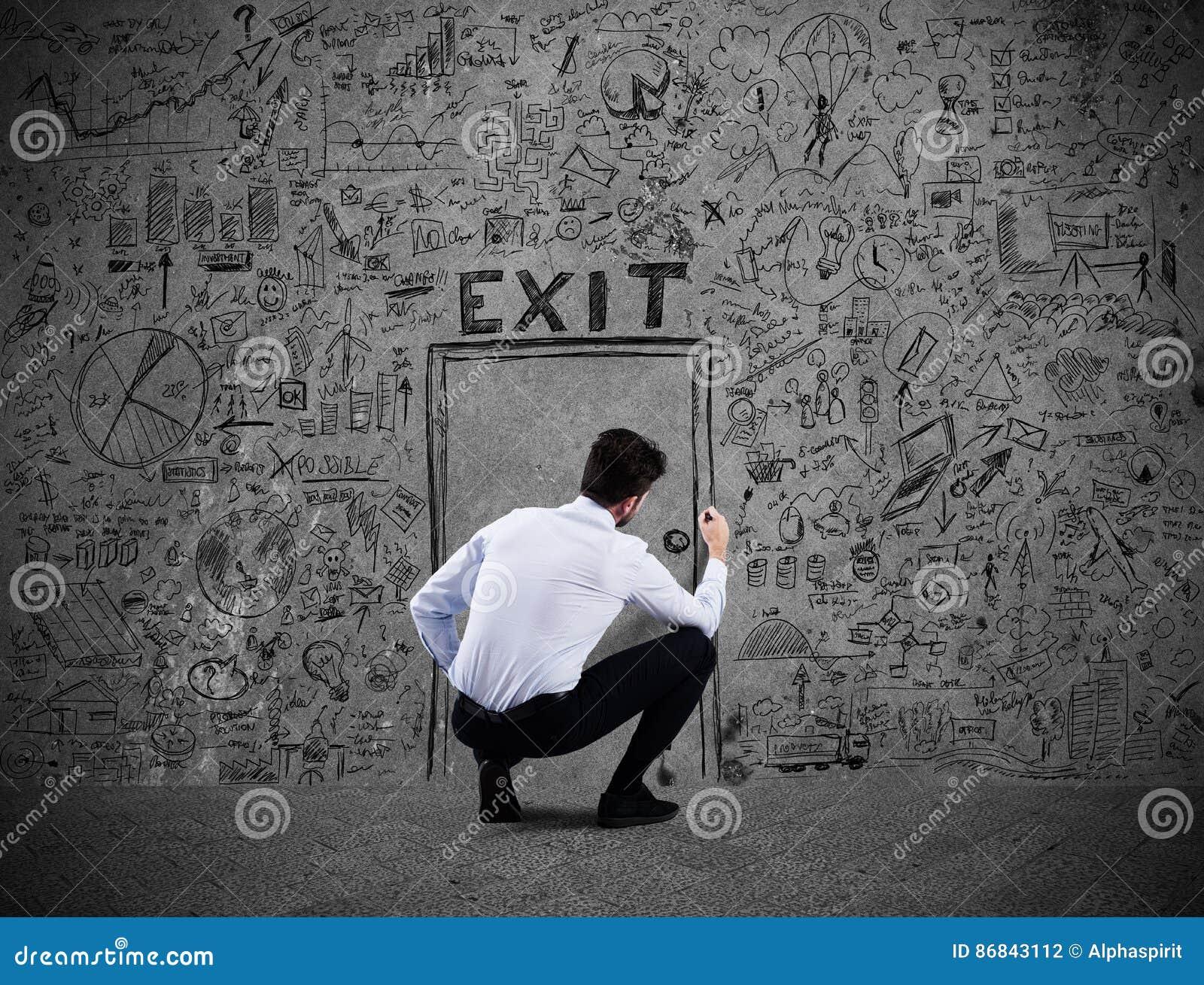 Избежание от стресса и финансового кризиса дела