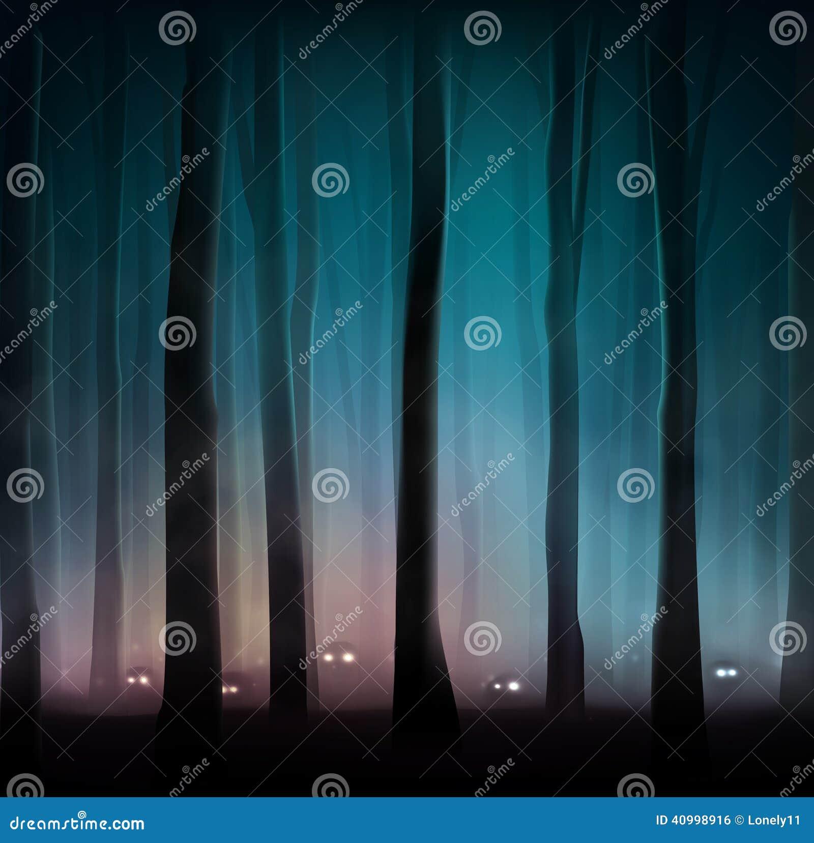 Изверги в лесе
