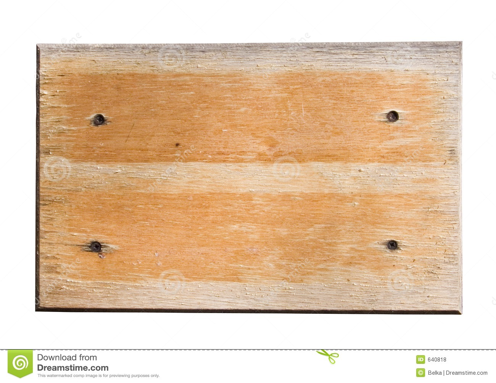 Download извещение о доски деревянное Стоковое Фото - изображение насчитывающей бульвара, изолировано: 640818