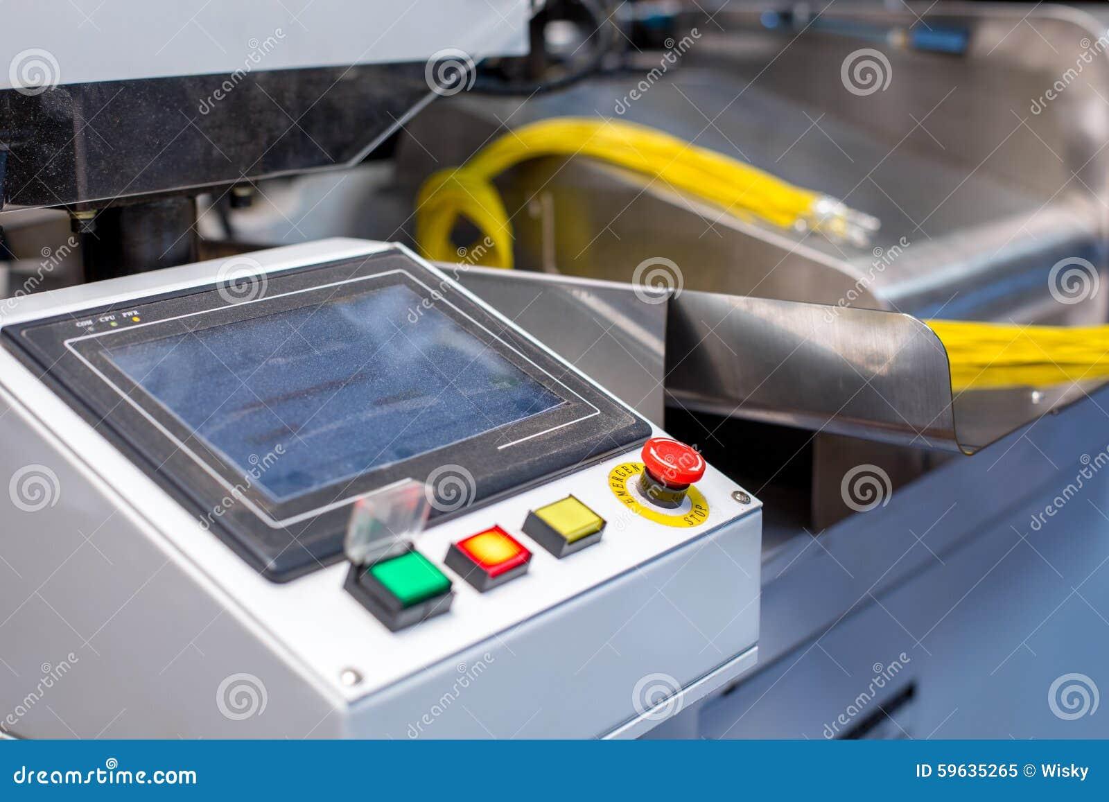 изготавливание Снятый машины для гофрируя проводов