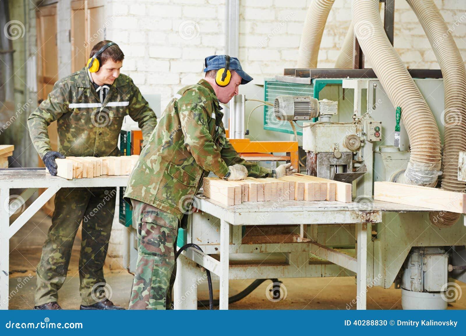 Изготовление обработки древесины