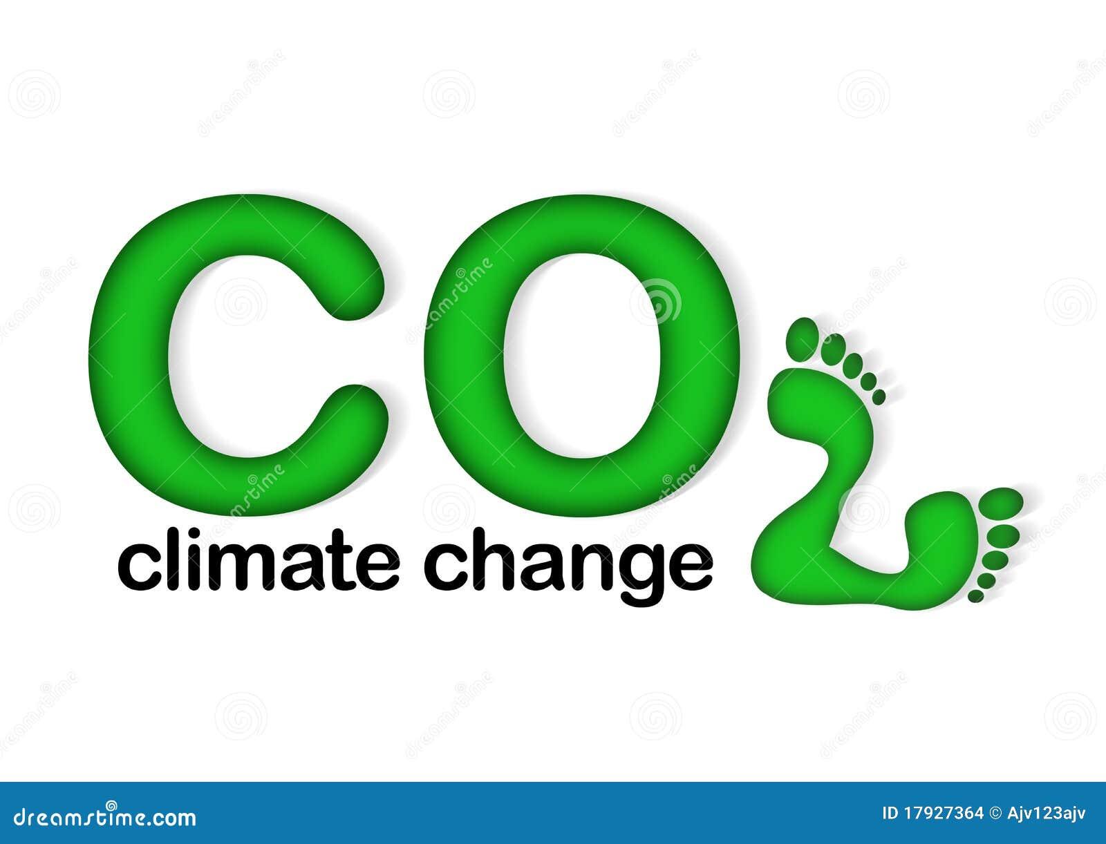 измените СО2 климата