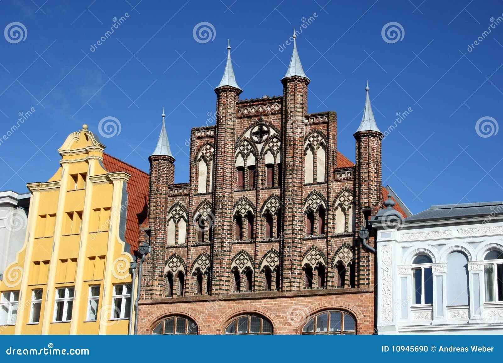 измените stralsund markt Германии