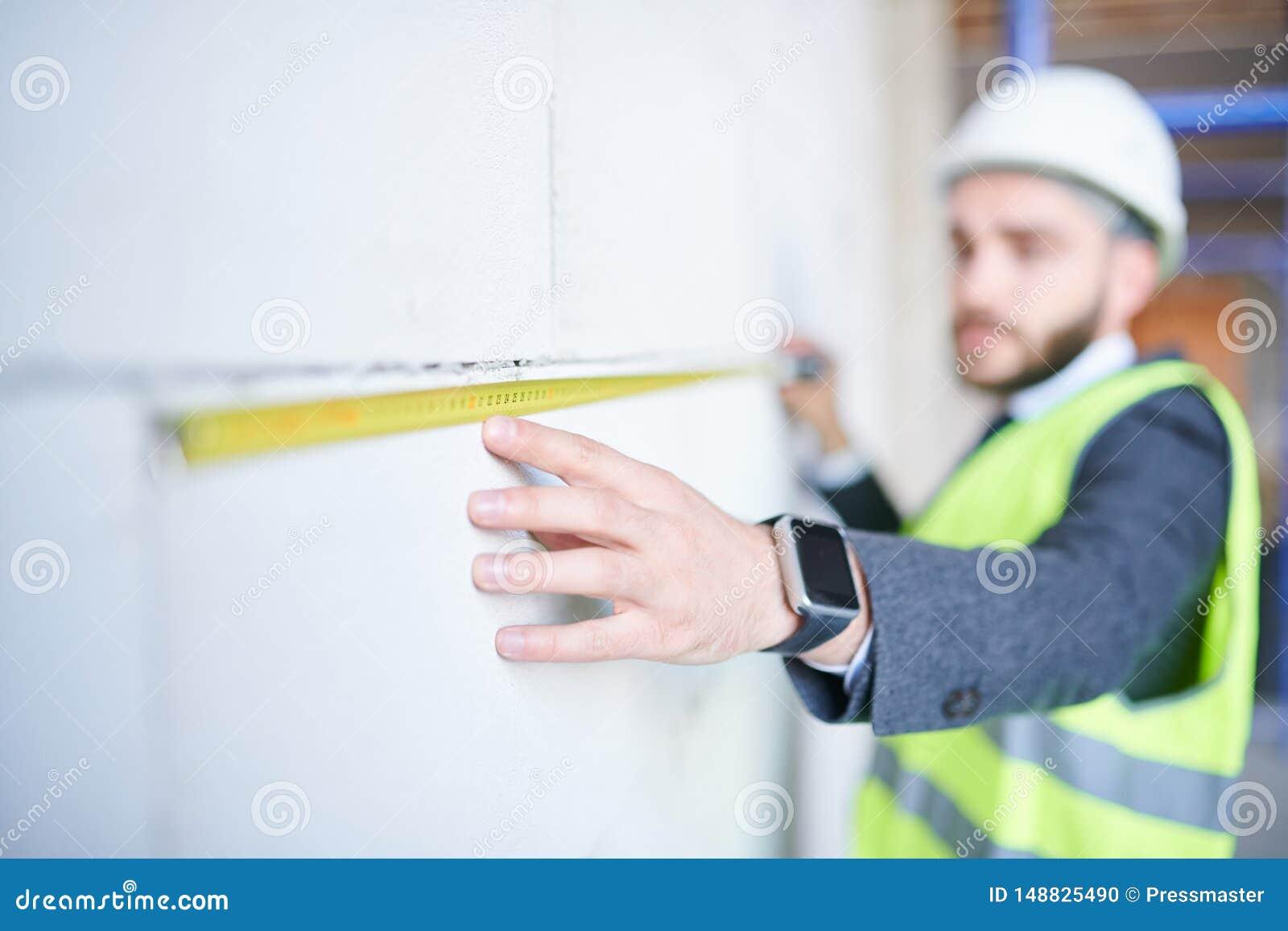 Измеряя длина