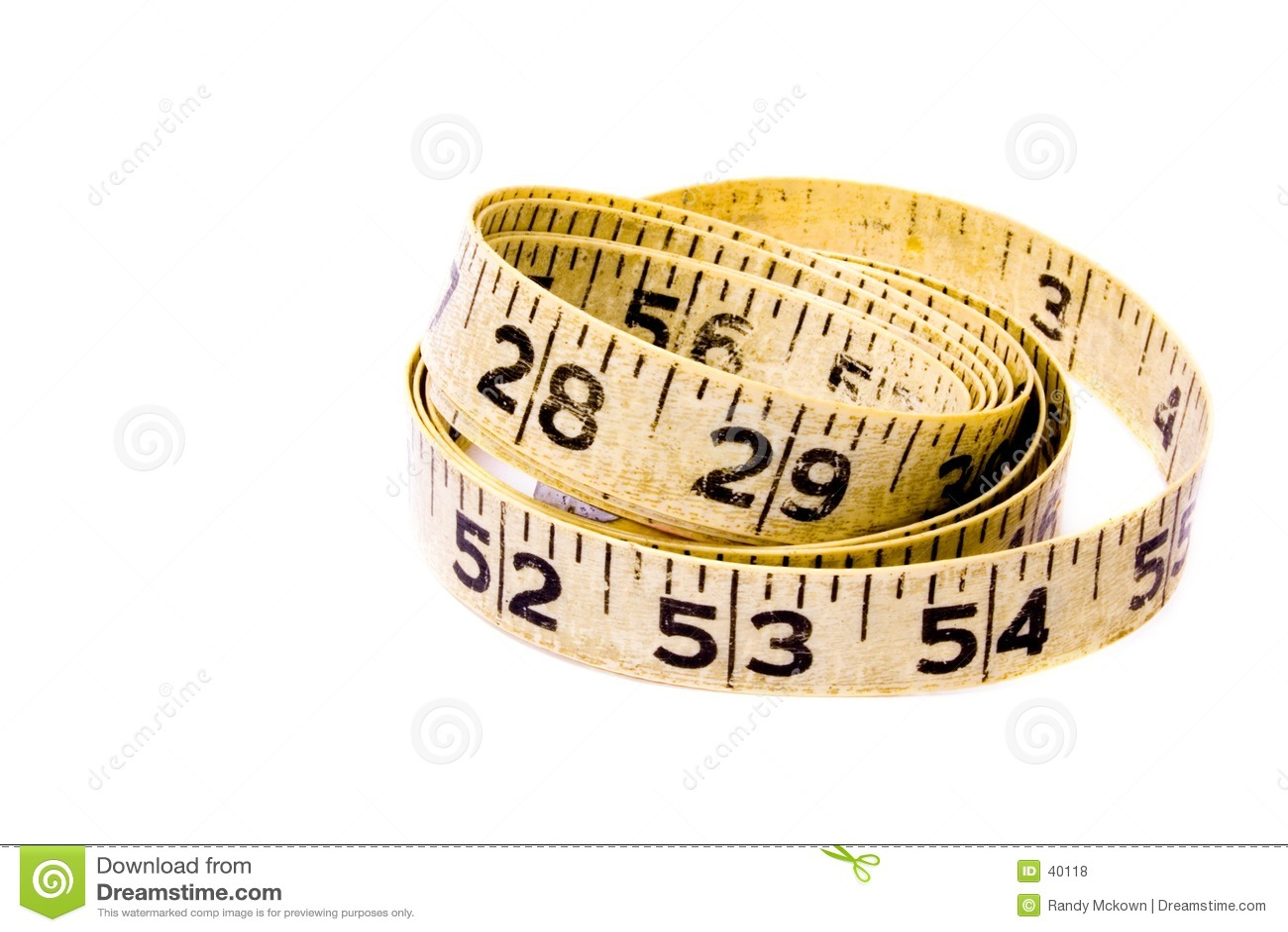 измеряя лента