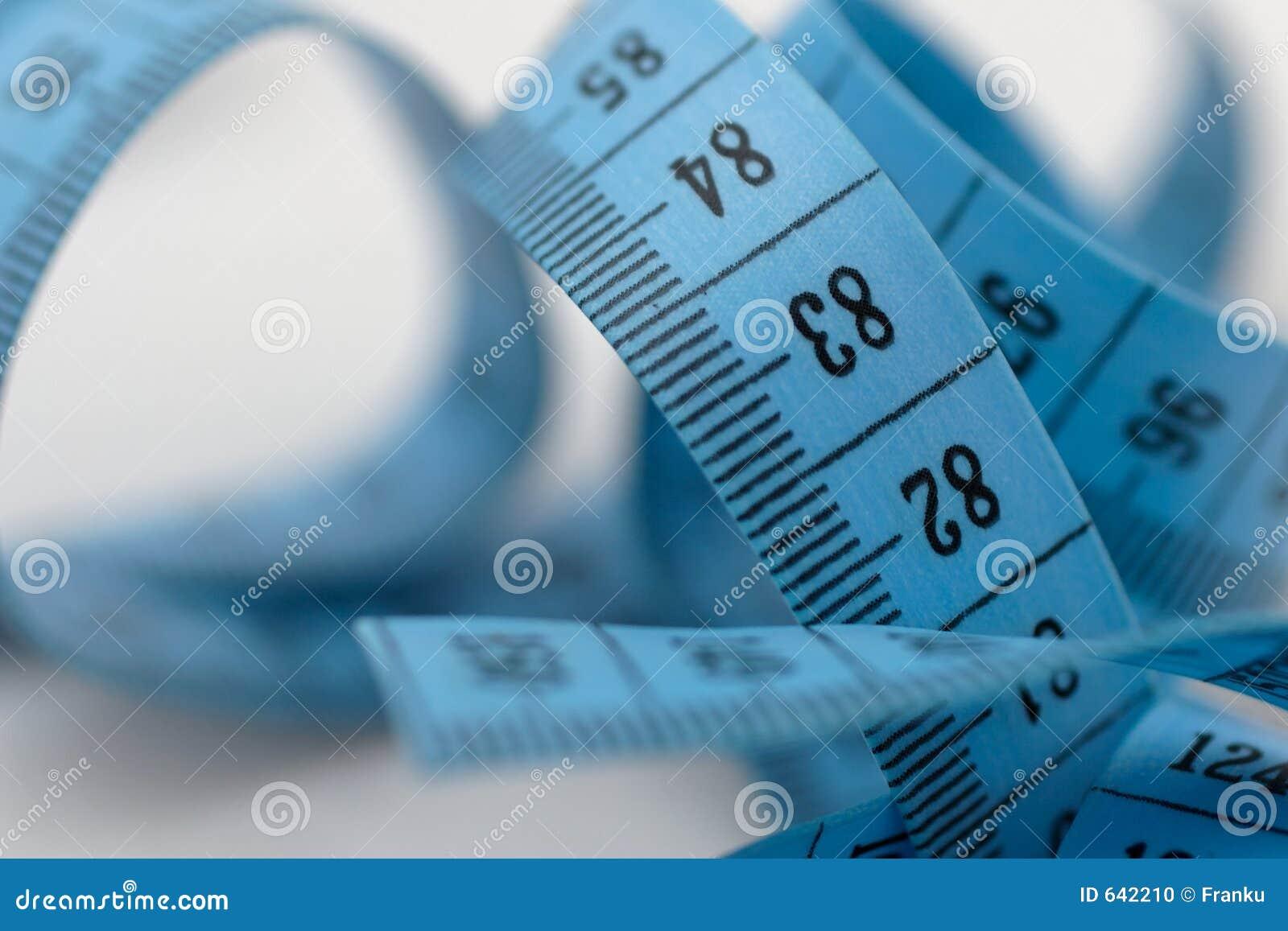 Download измеряя лента стоковое фото. изображение насчитывающей высота - 642210