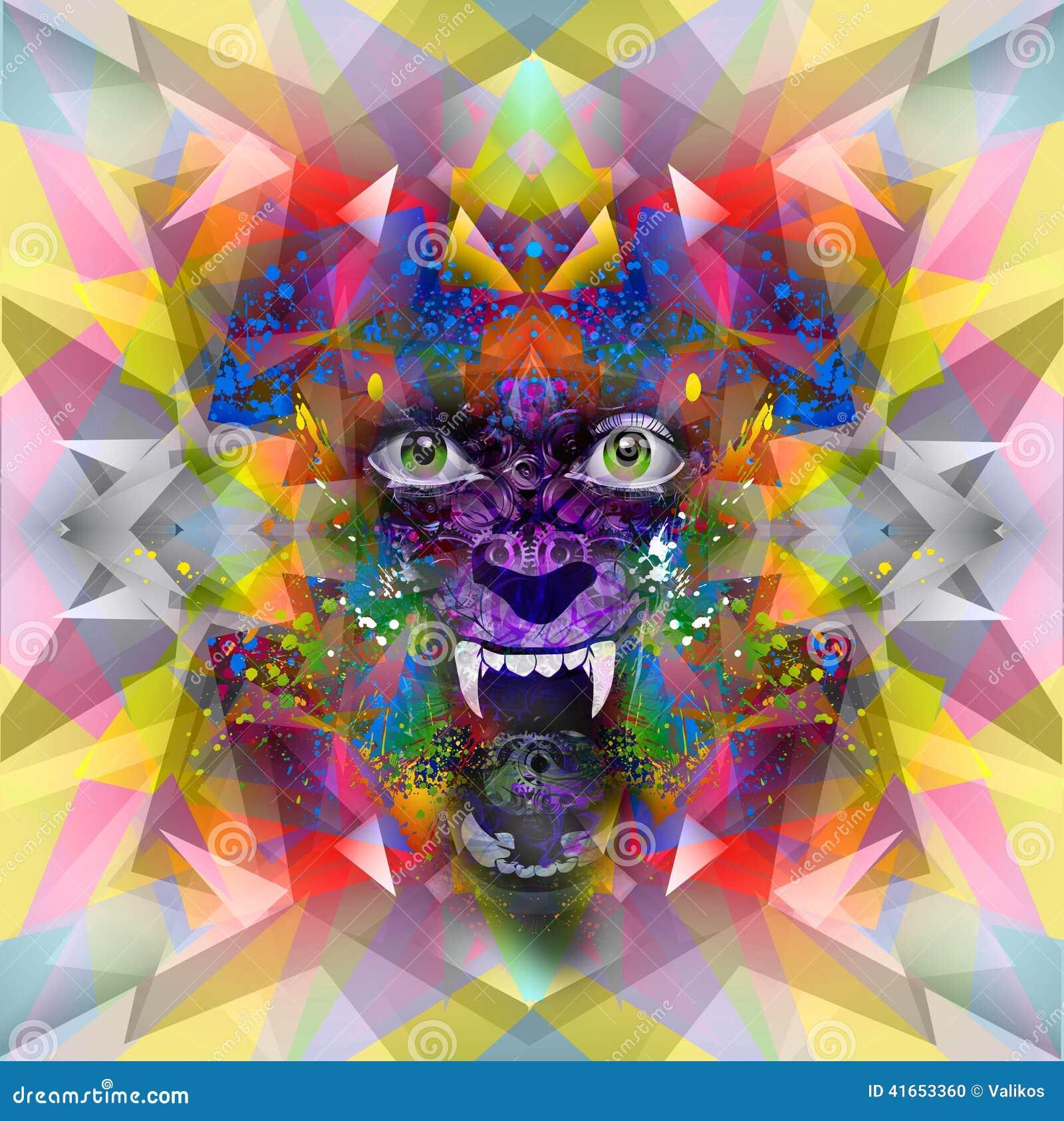 Изображение абстрактного искусства