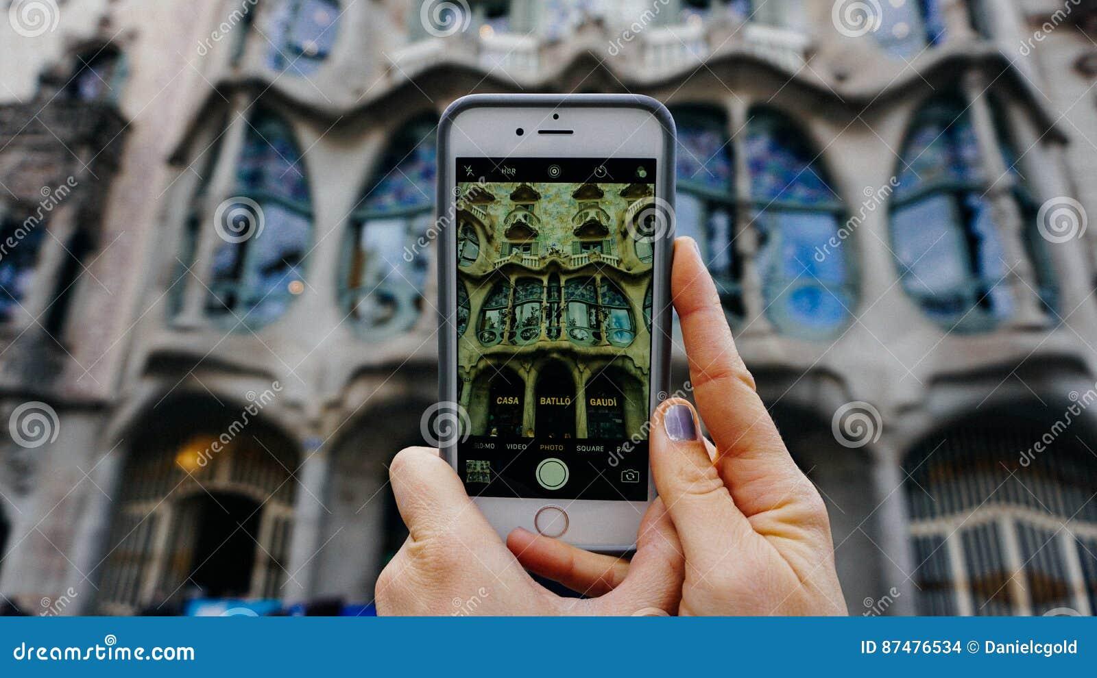Изображение изображения здания Gaudi