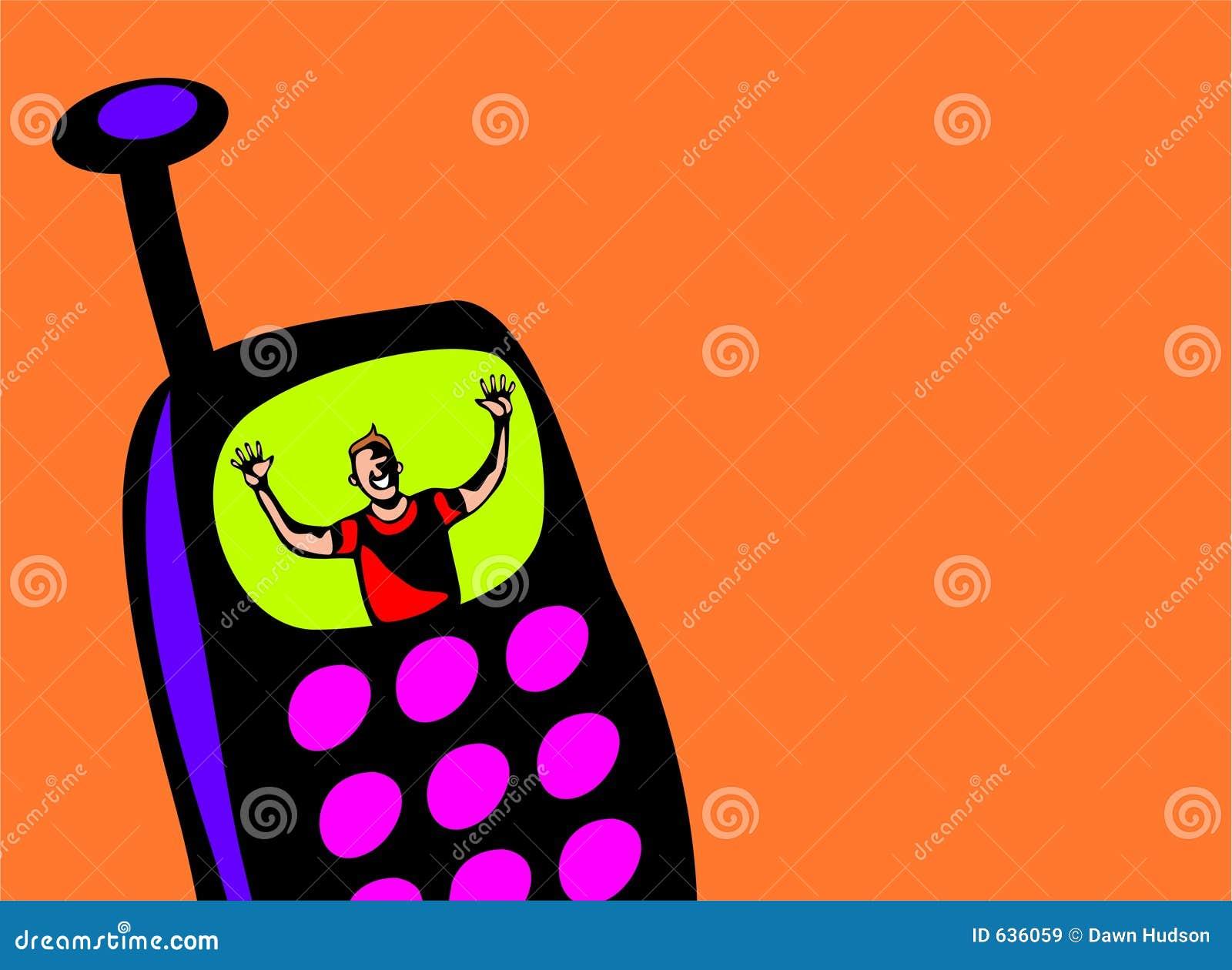 Download изображение послания иллюстрация штока. иллюстрации насчитывающей клетка - 636059