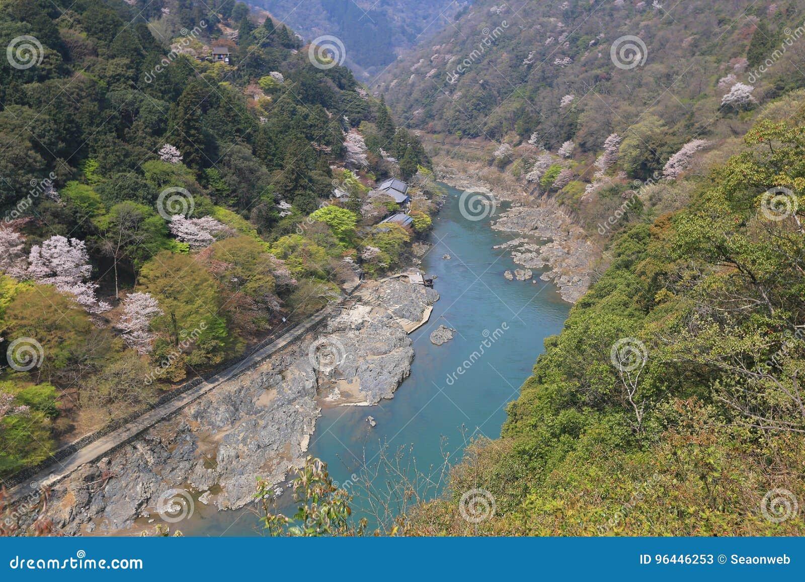 Изображение Arashiyama весны