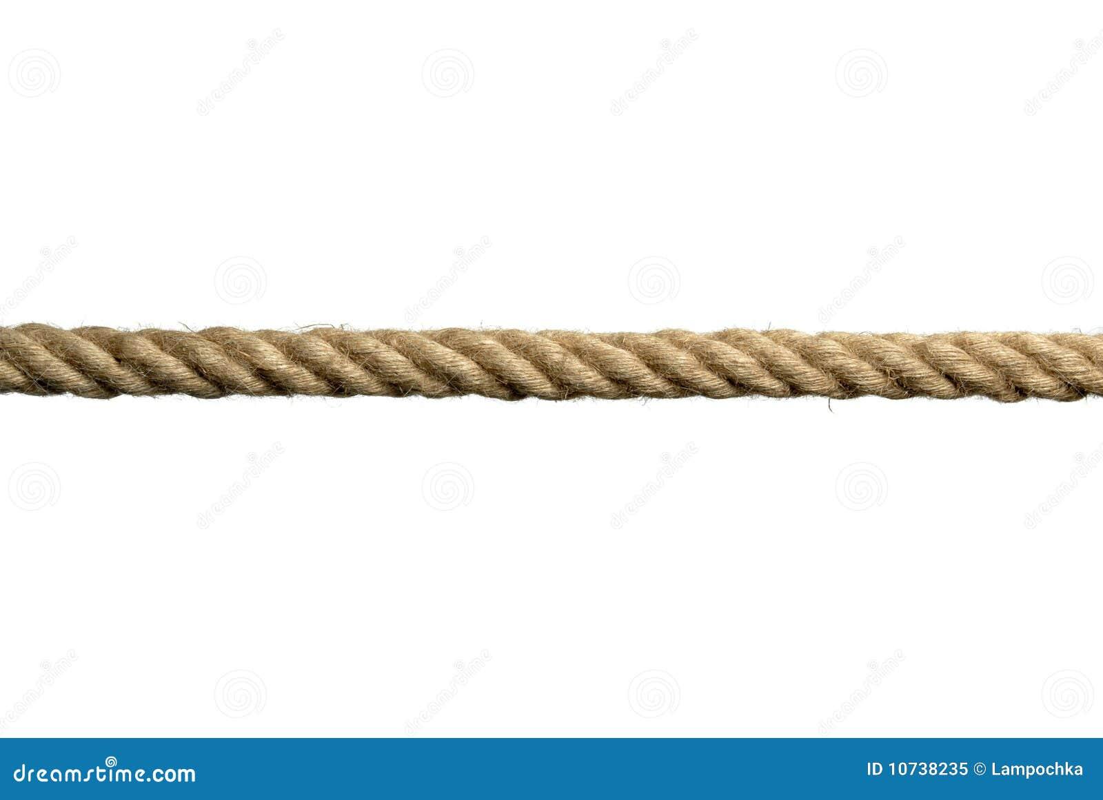 изолированная веревочка