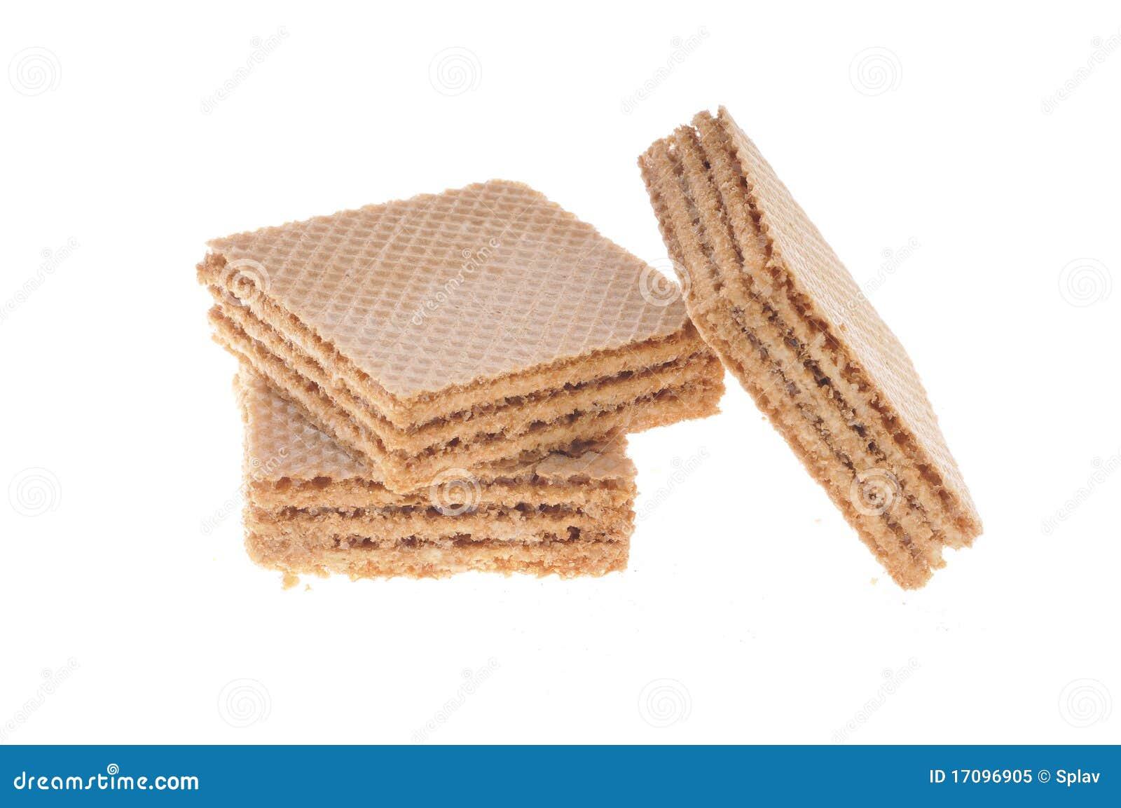 Изолированные печенье и торты