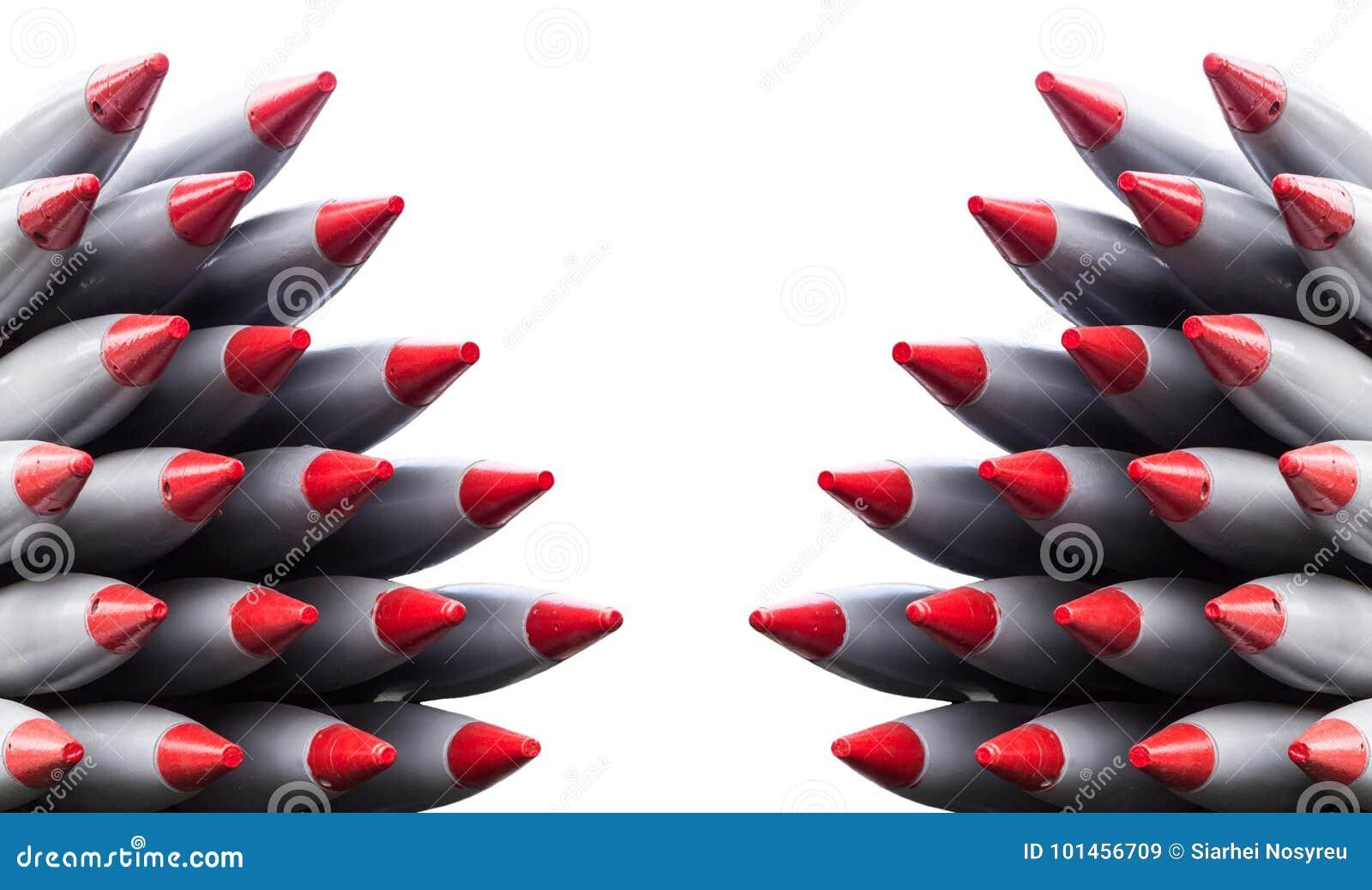 Изолированные ракеты Ракет