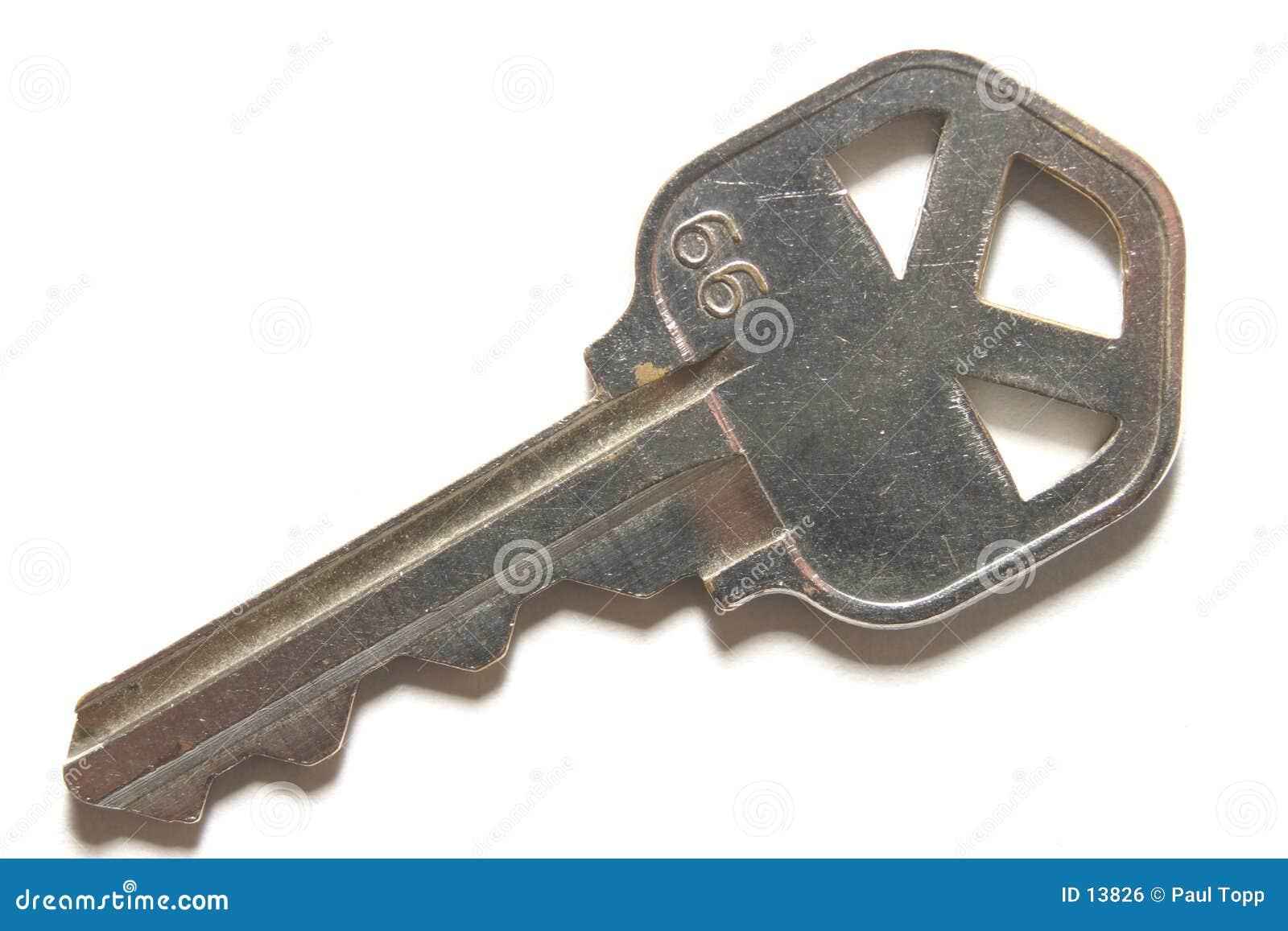 изолированный ключ