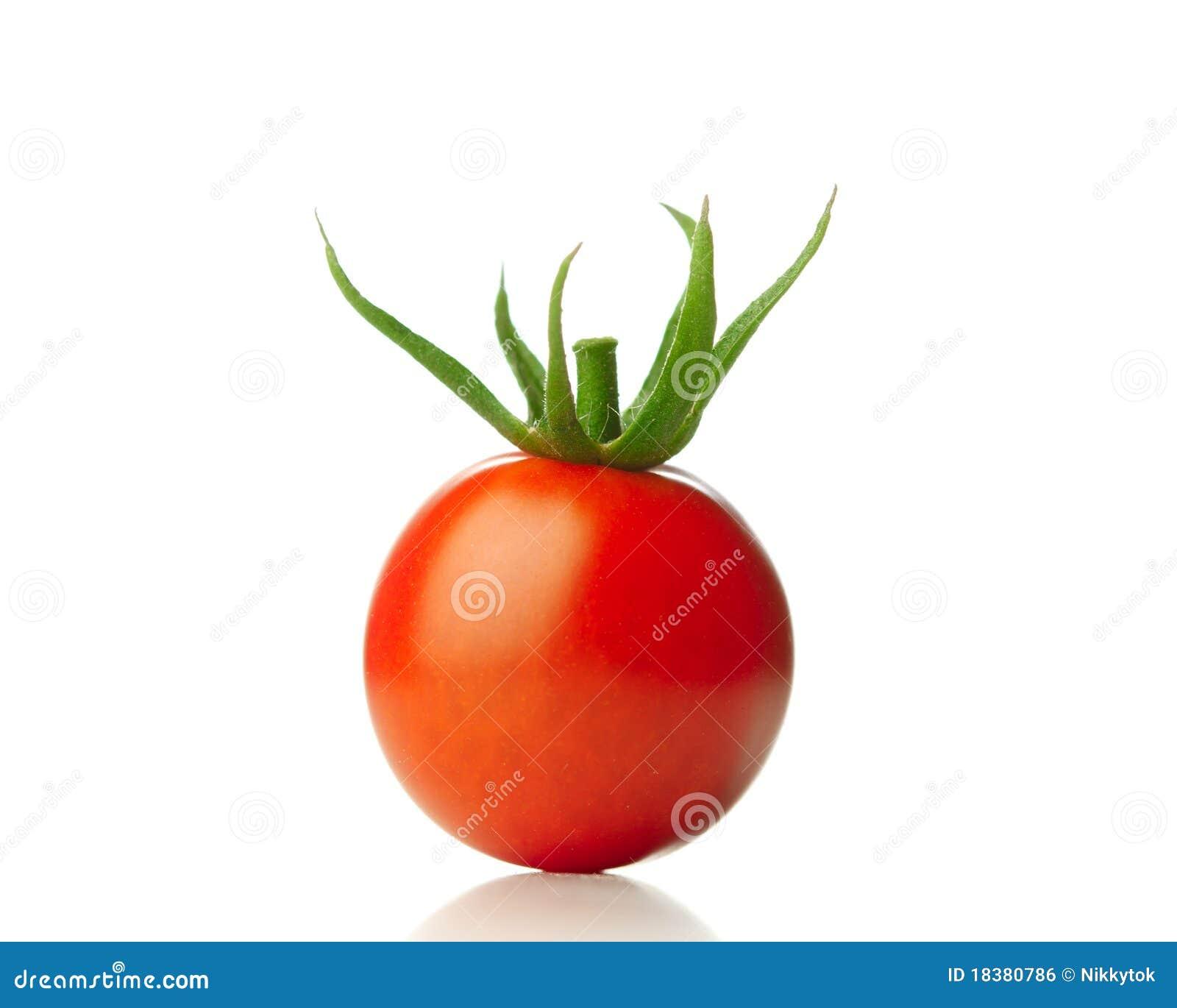 изолированный томат