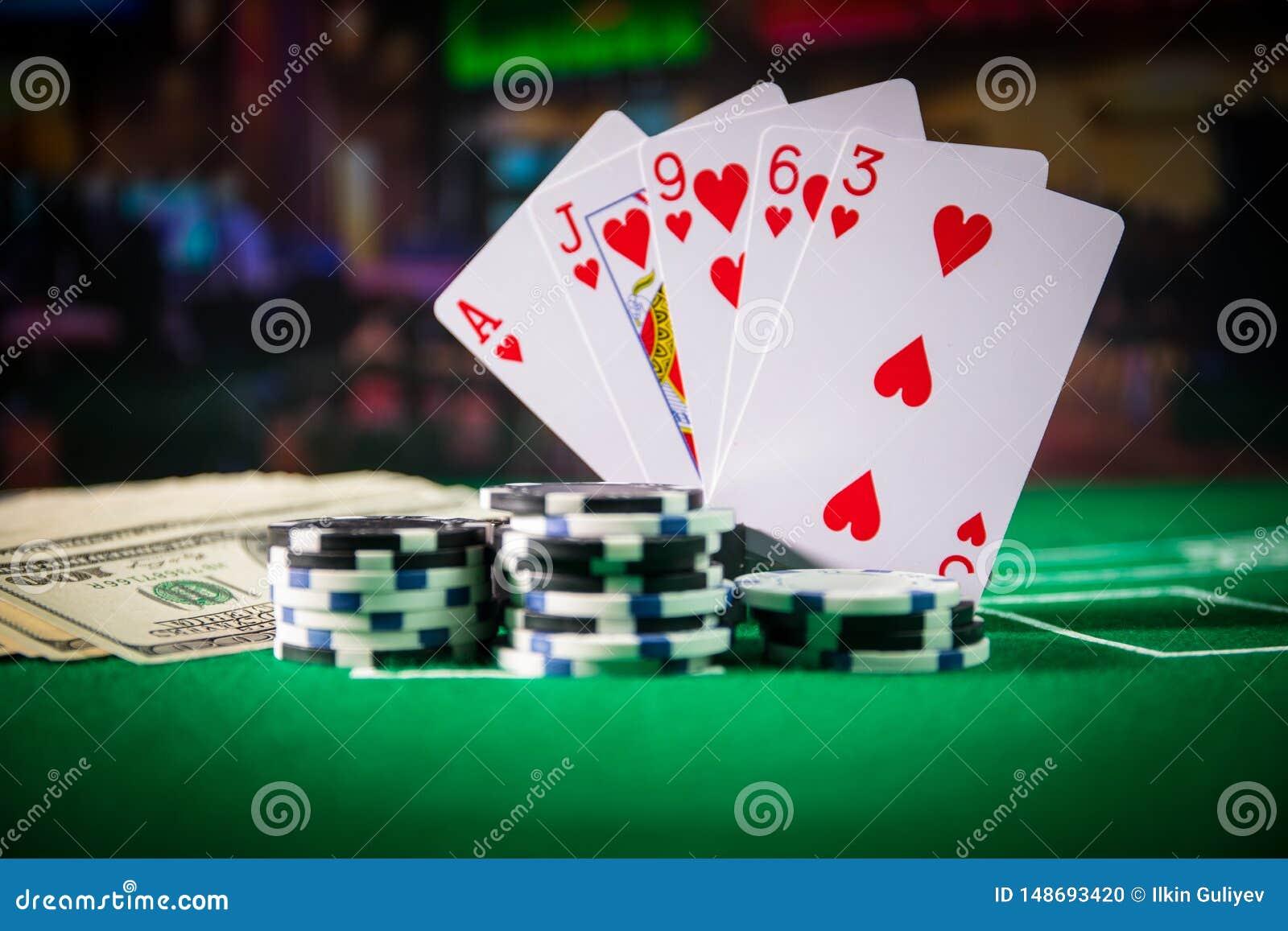 Карти казино рулетка