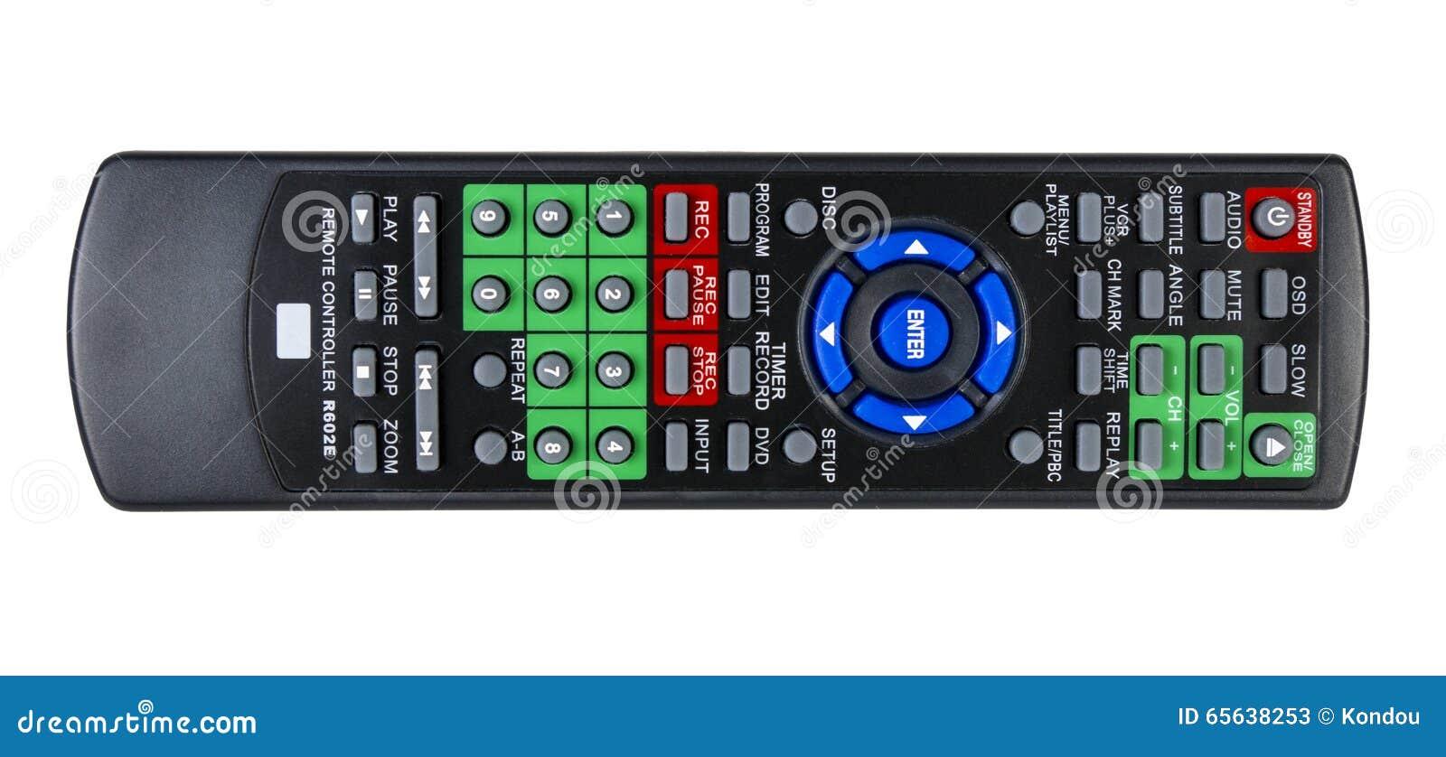 Изолированное дистанционное управление TV