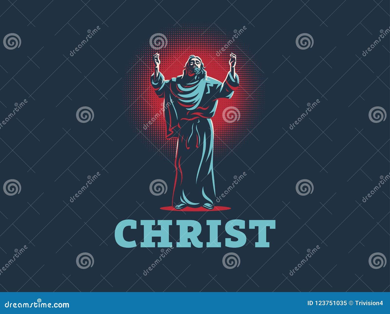 Иисус поднял его руки в молитве