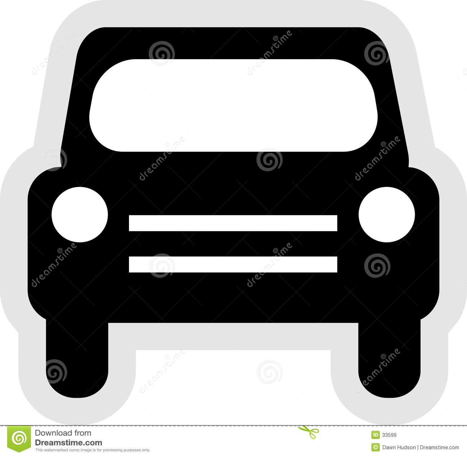 икона автомобиля