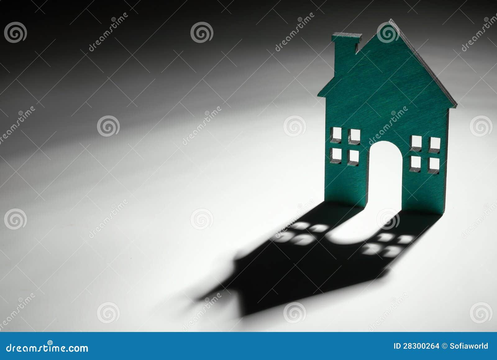 Икона деревянного дома