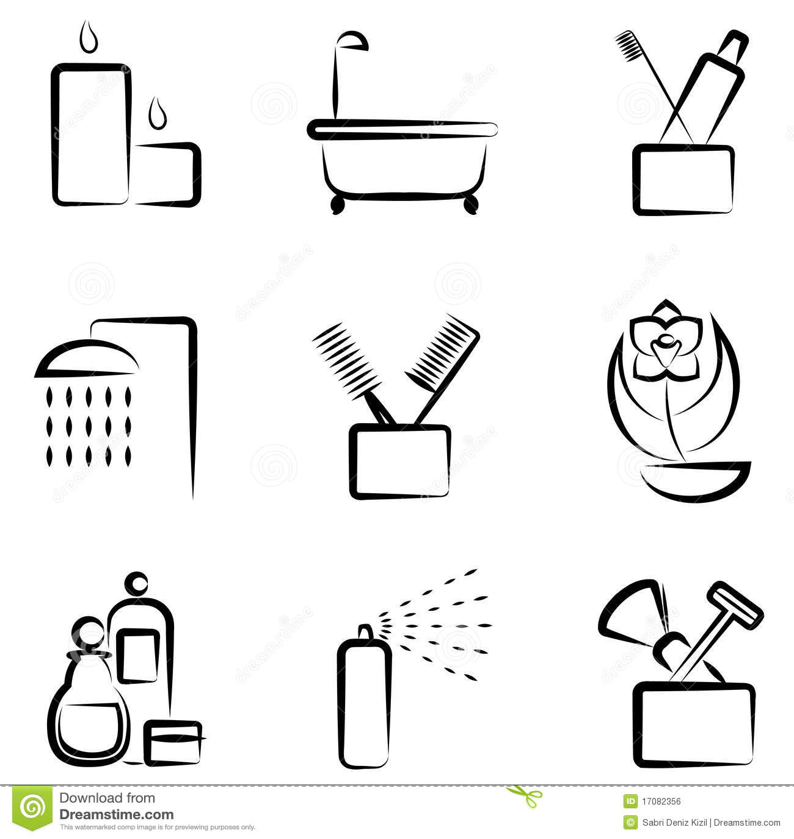 иконы ванной комнаты
