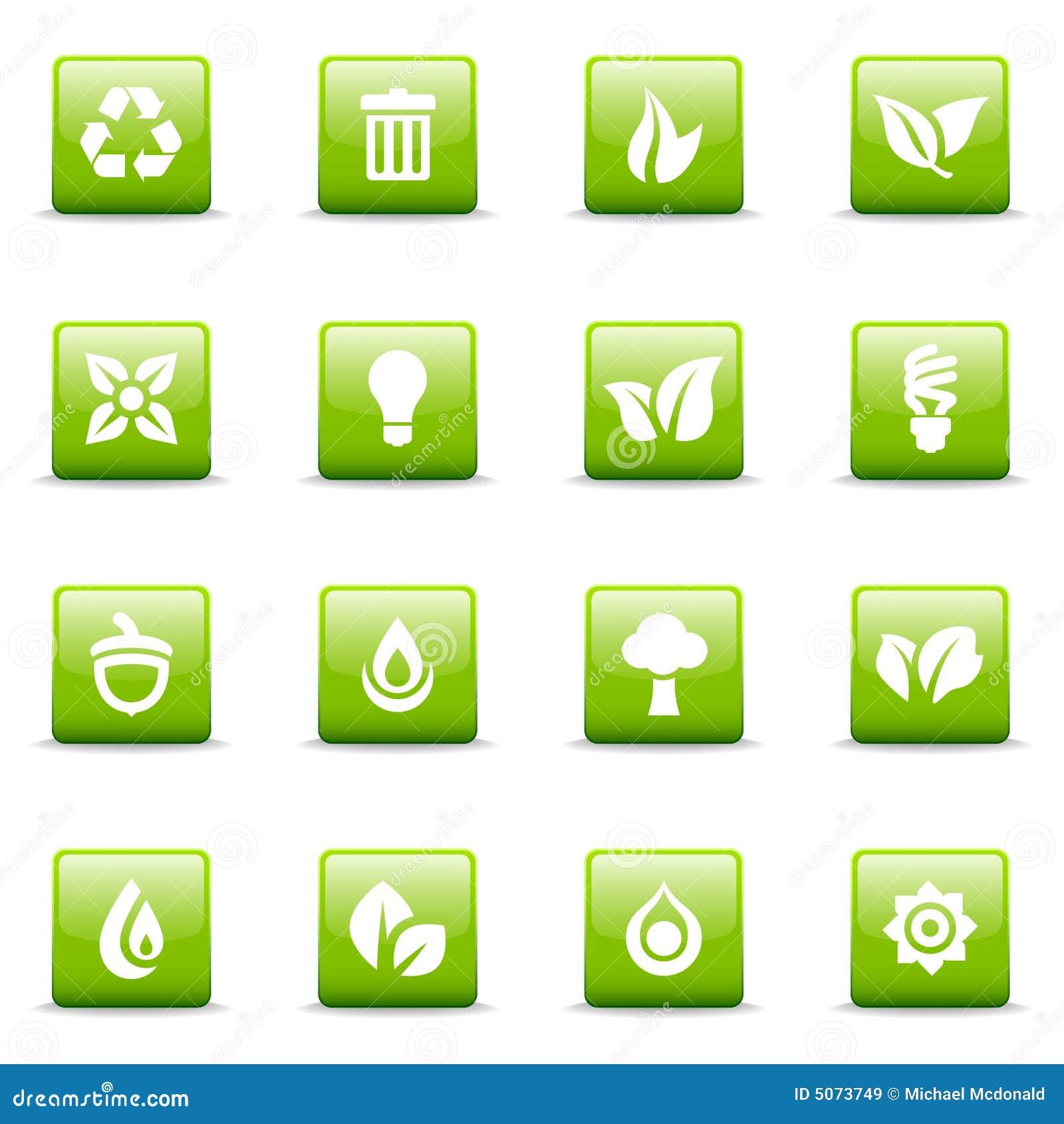 иконы графиков зеленые