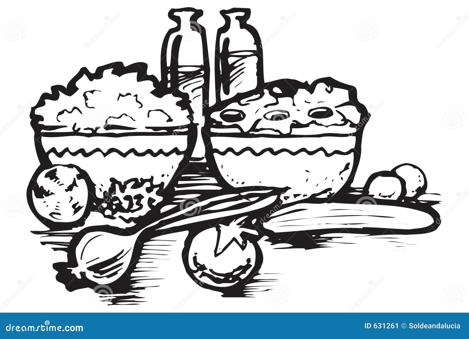 Download иконы Греции еды иллюстрация штока. иллюстрации насчитывающей напитка - 631261