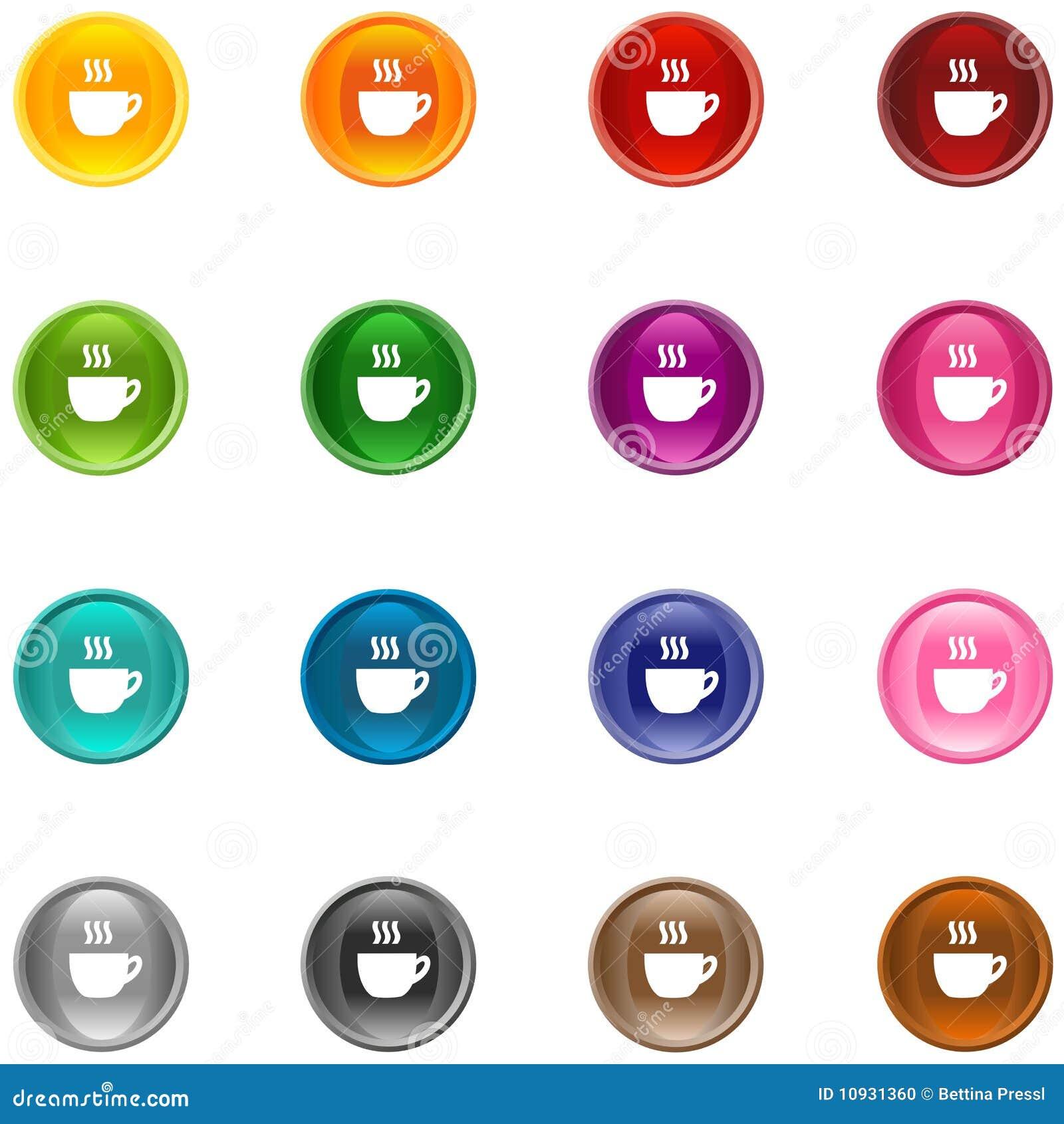 иконы кофе