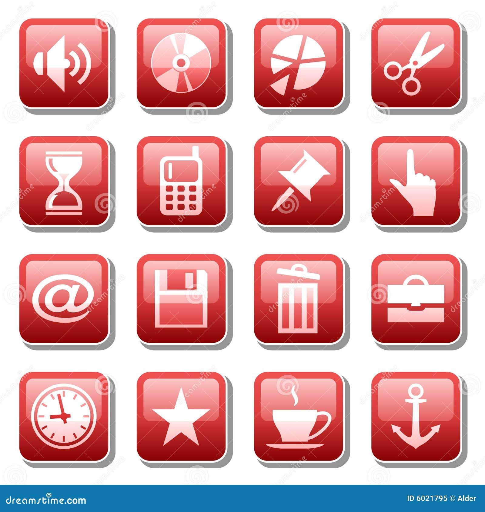 иконы разделяют сеть 3