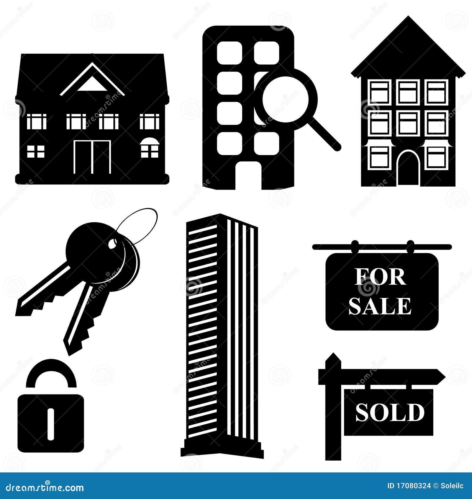 иконы снабжения жилищем имущества реальные